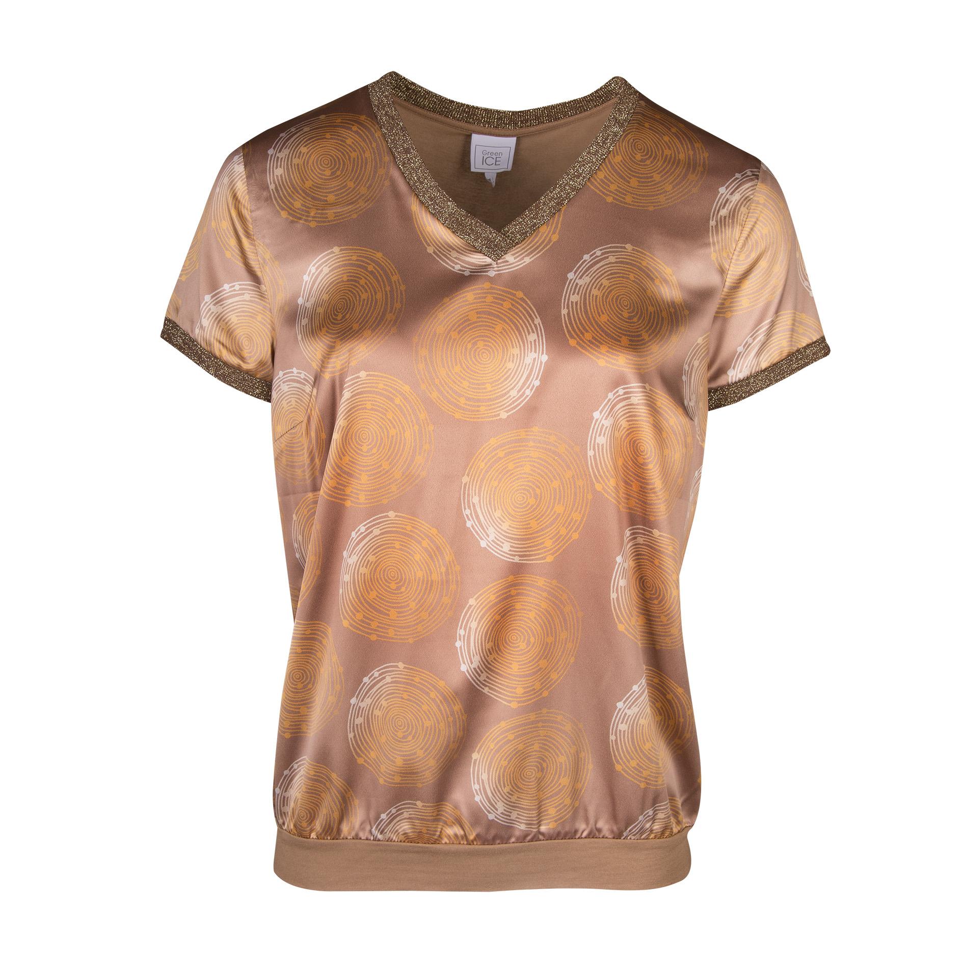 T-Shirt 'Caleb' Coffee