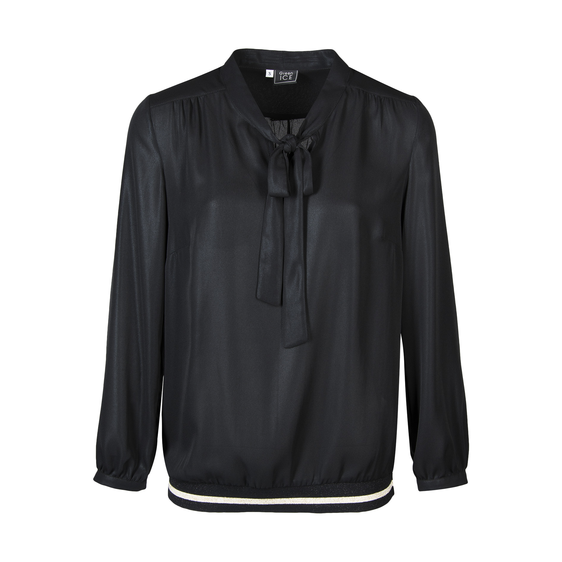 Blouse 'Daan' Black
