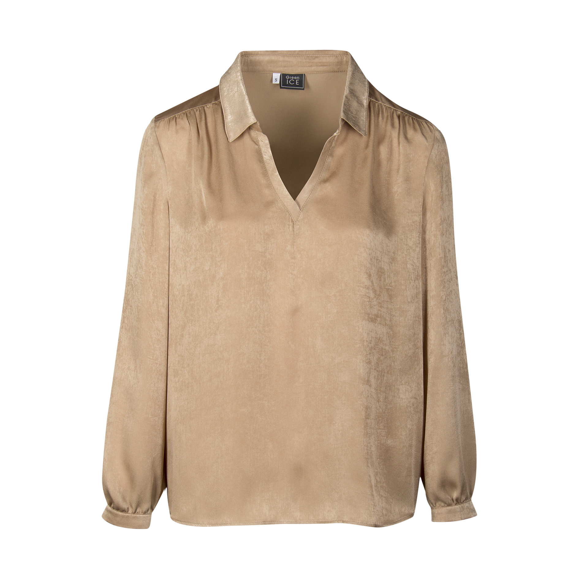 Blouse 'Diana' Beige