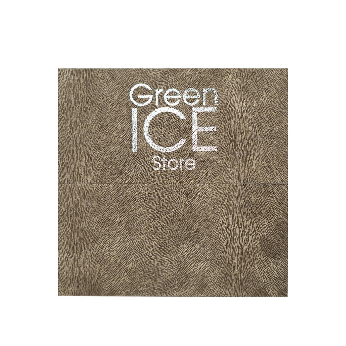 Cadeaubon Green ICE Webshop