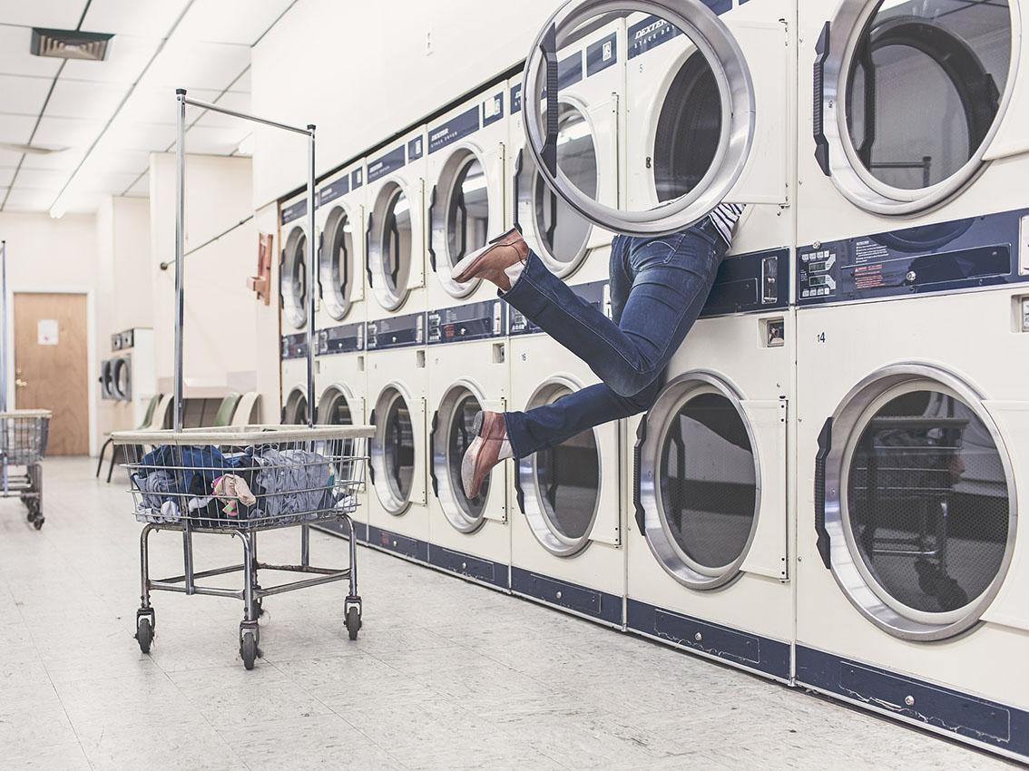 4 alternatieven voor een wasbeurt