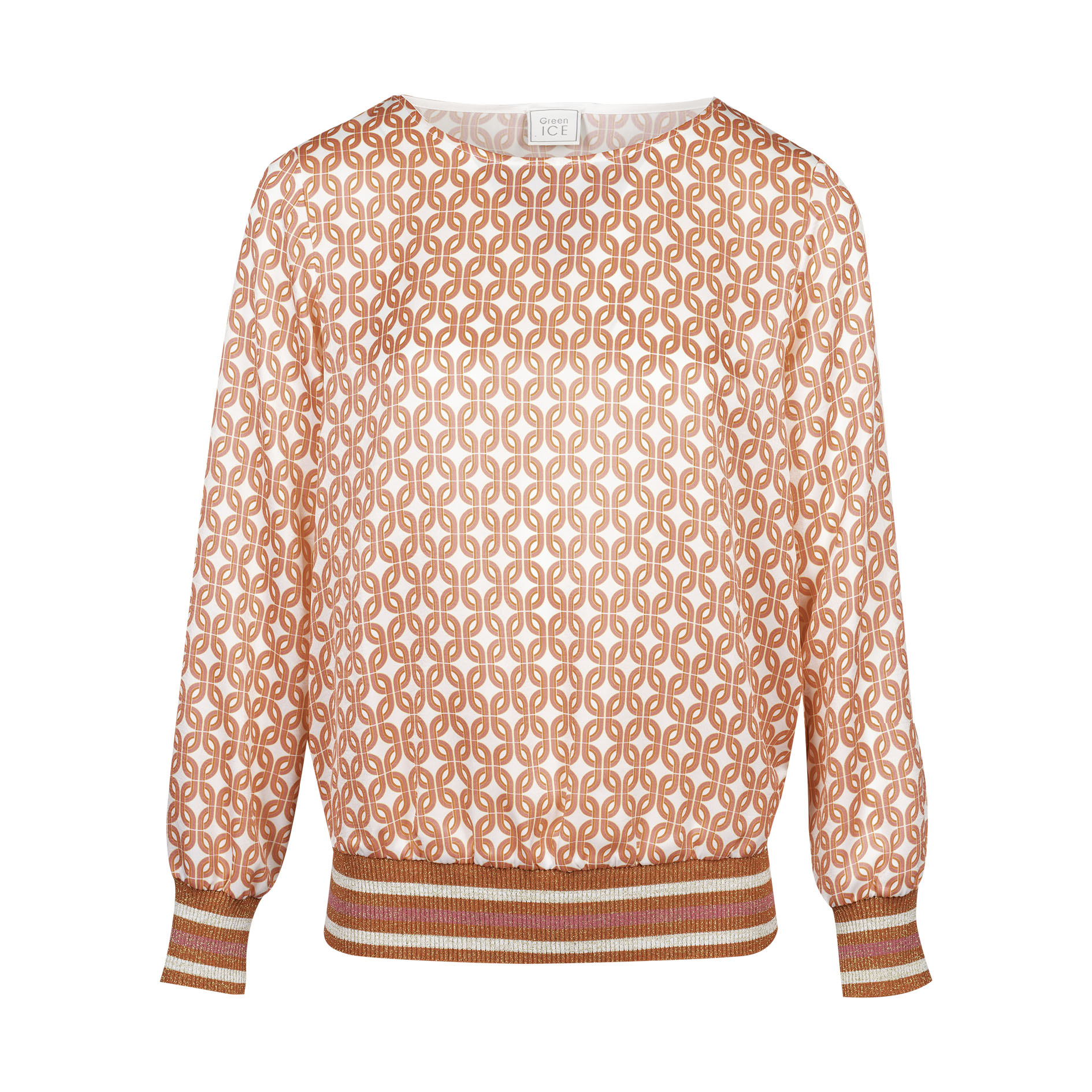 Blouse 'Dilbeek' Rose