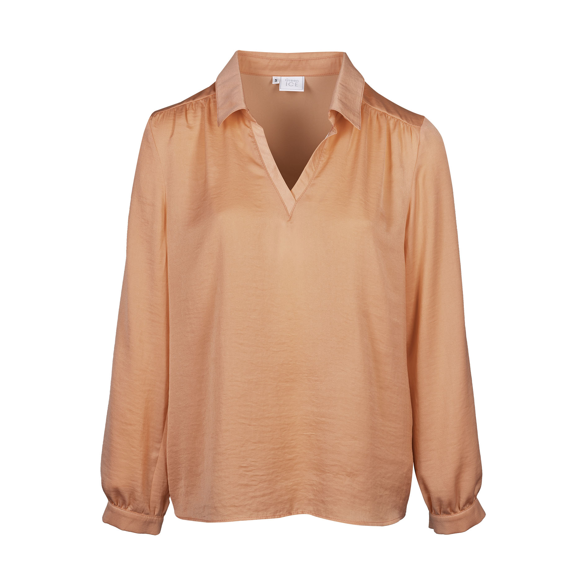 Blouse 'Diana' Peach