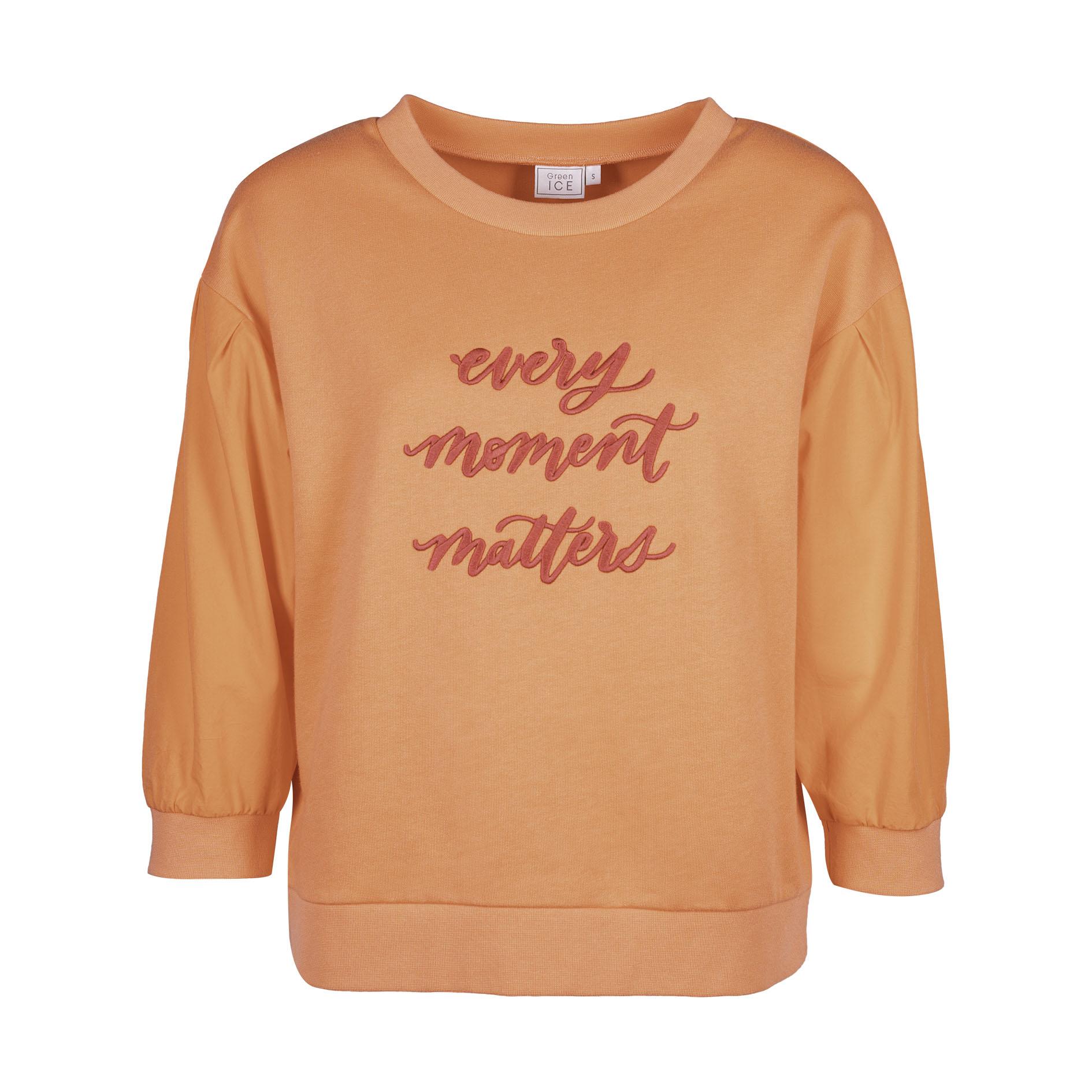 Sweater 'Horvat' Mandarine