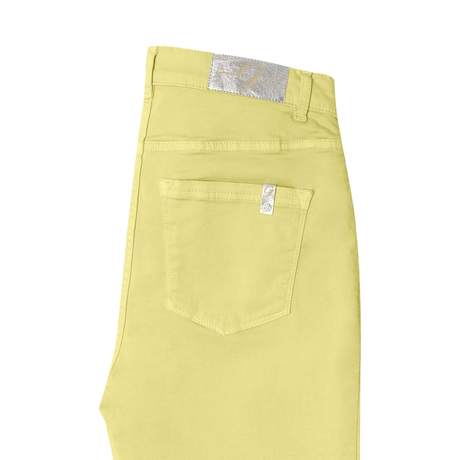 Broek 'Eden' Yellow