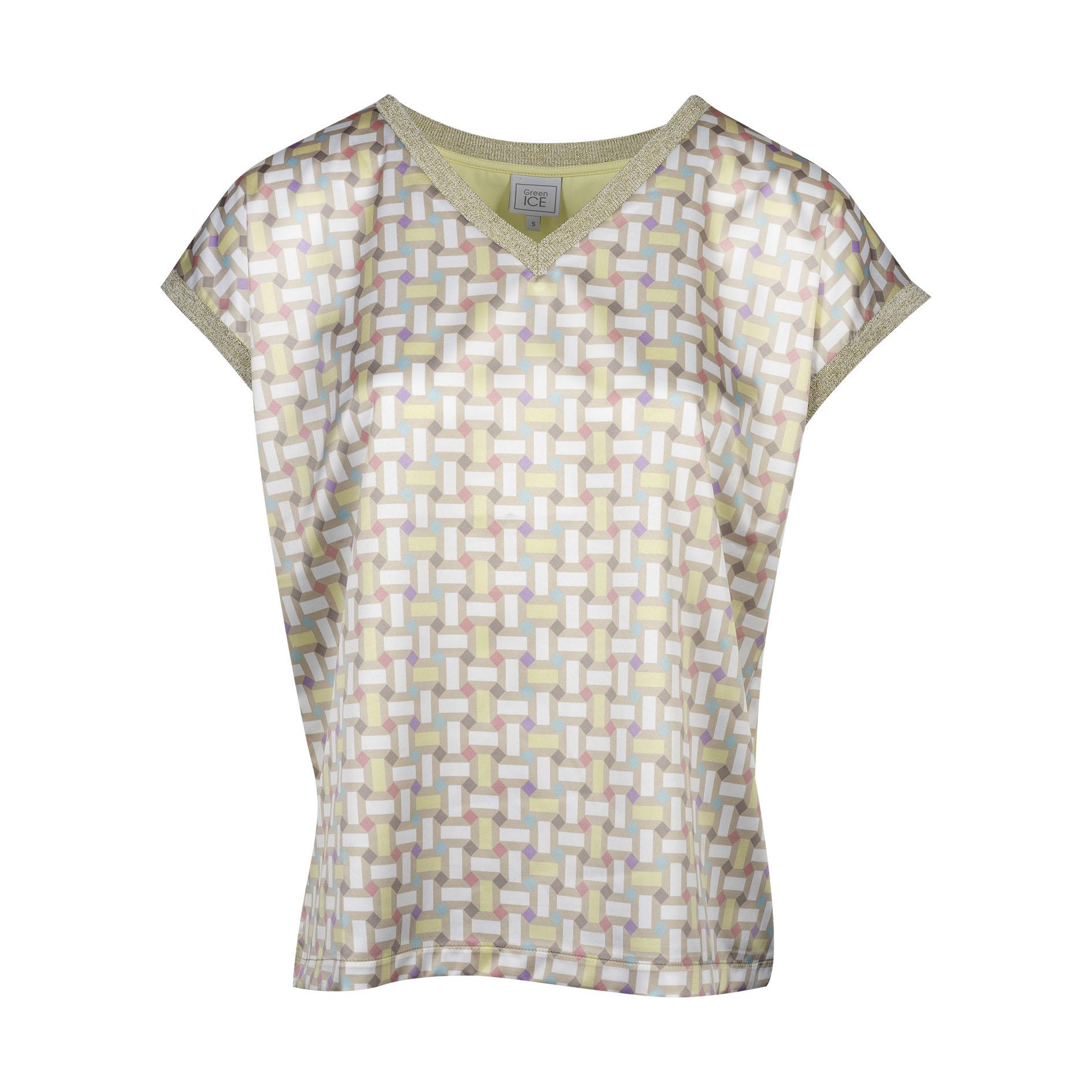 T-Shirt 'Calapan' Ecru