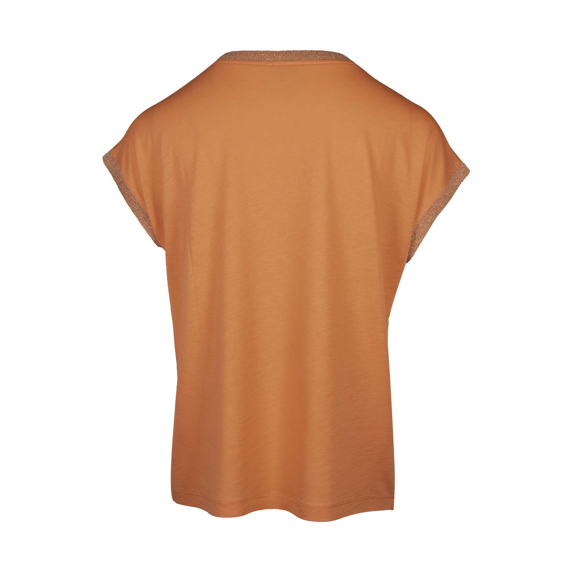 T-Shirt 'Caran' Peach