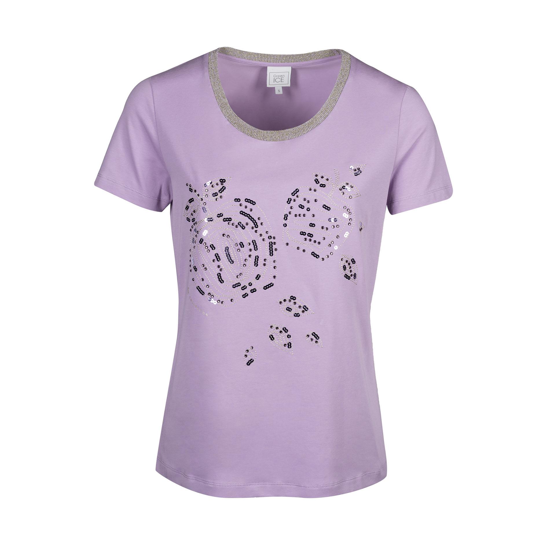 T-Shirt 'Cibel' Lila