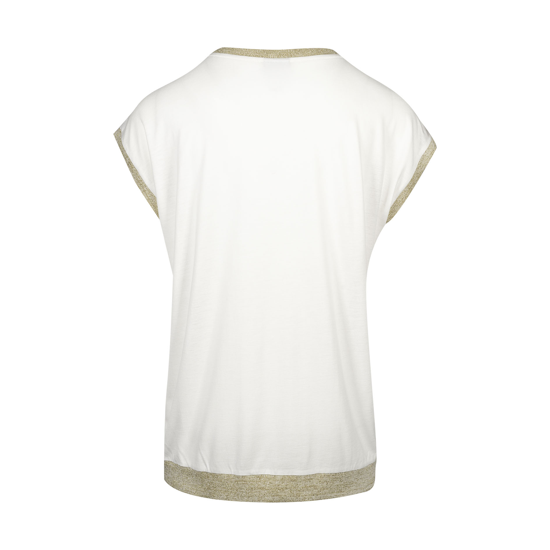 T-Shirt 'Clarice' Yellow