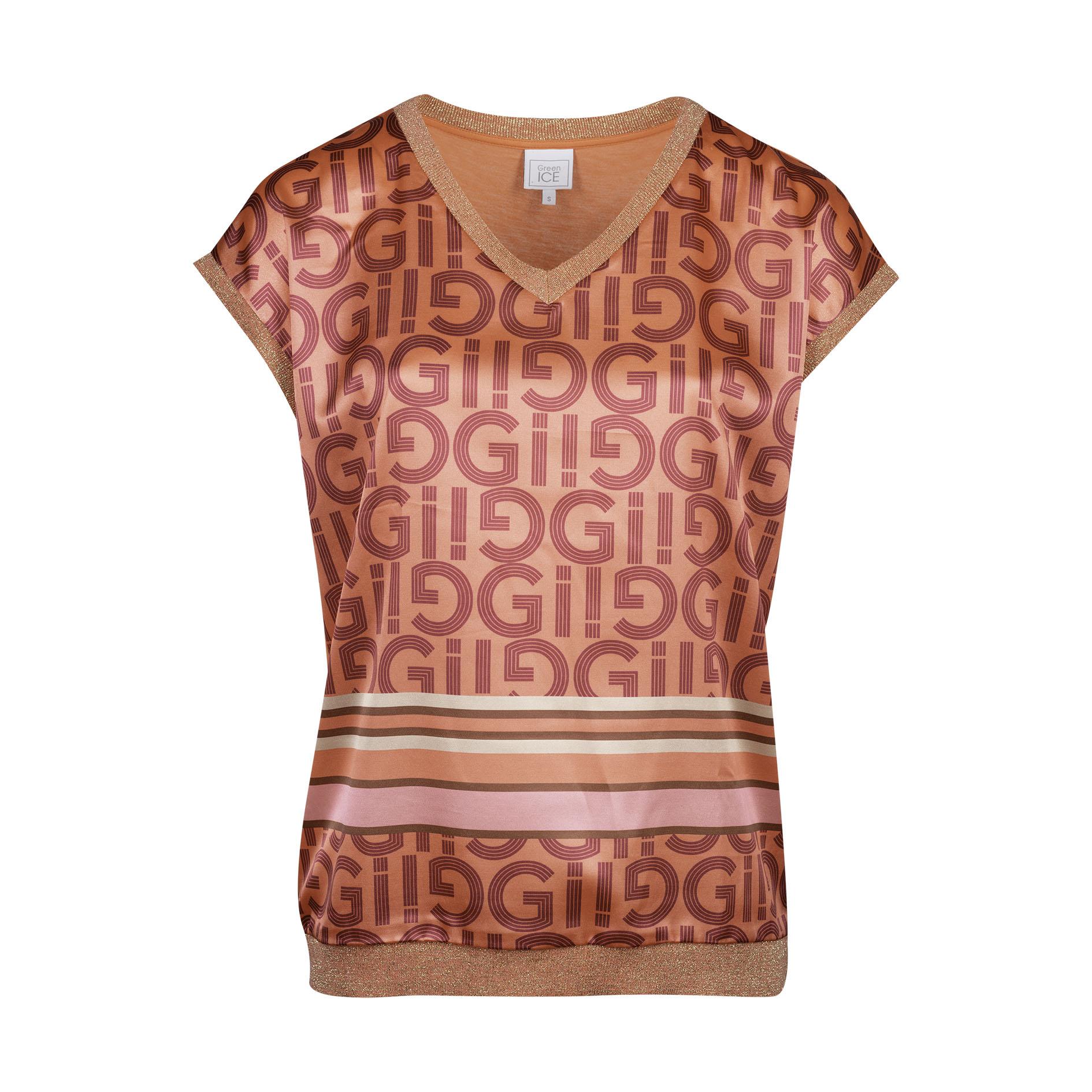 T-Shirt 'Clarice' Peach