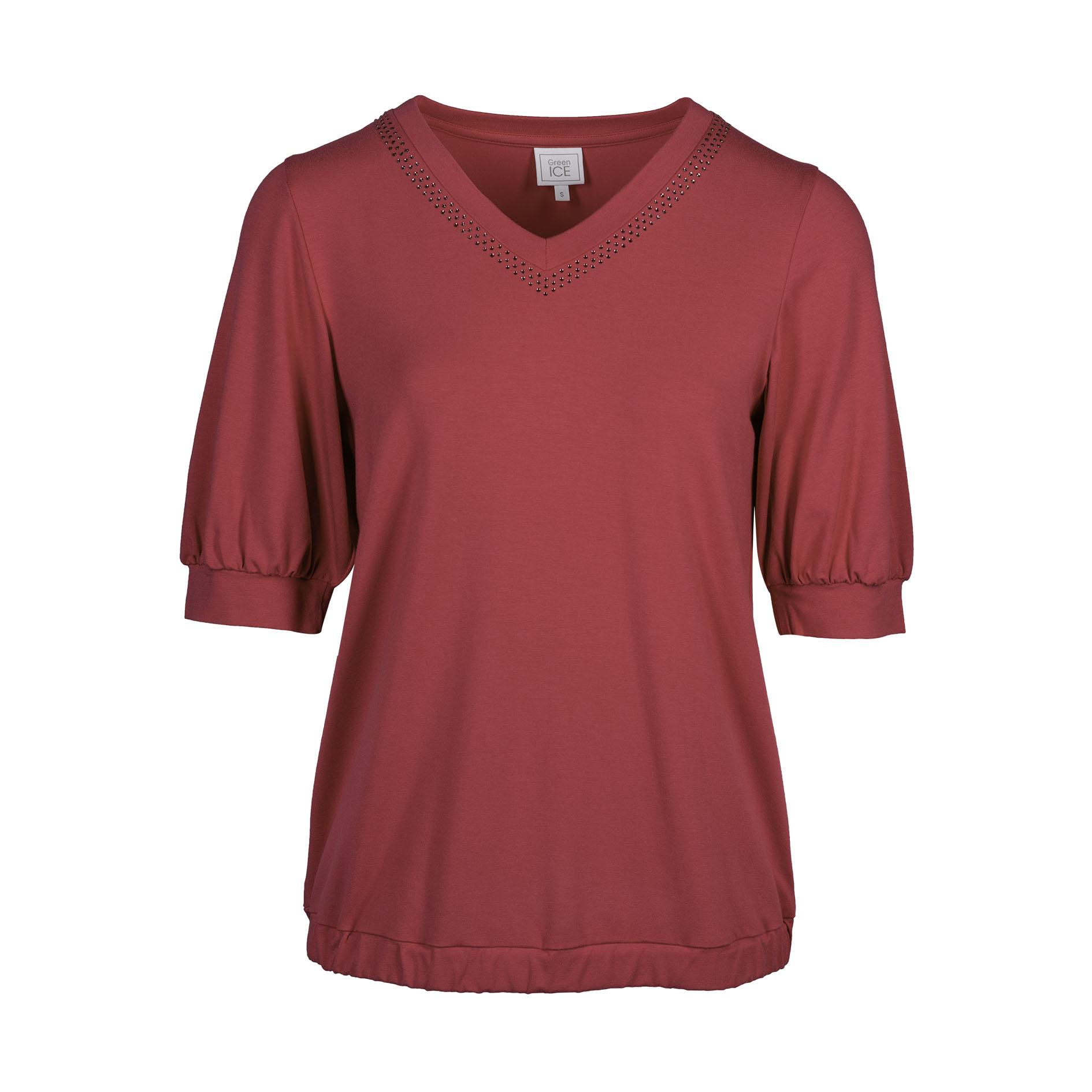 T-Shirt 'Constant' Framboise