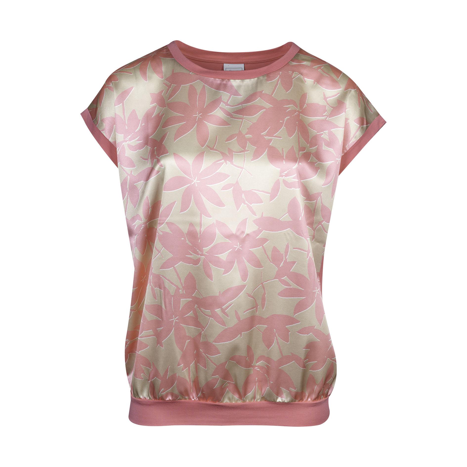 T-Shirt 'Converse' Pink