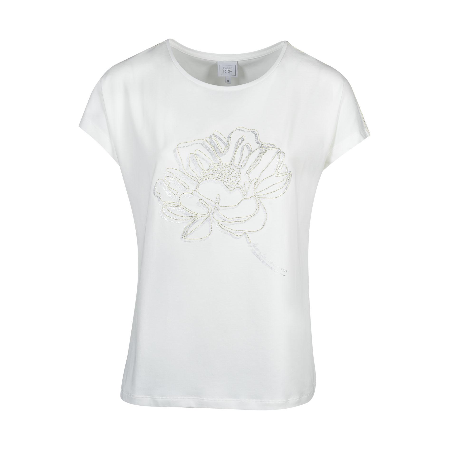 T-Shirt 'Curson' Ecru