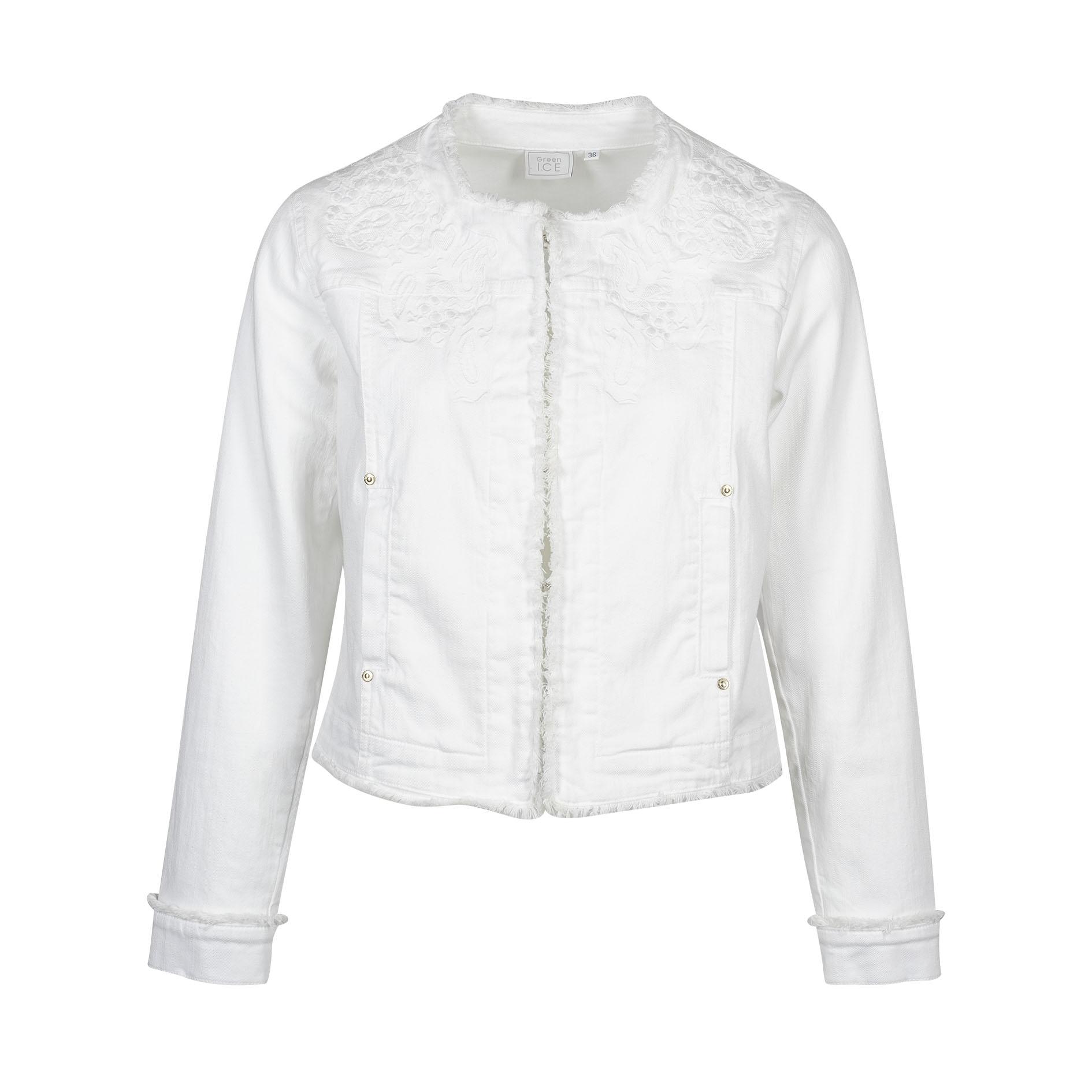 Vest 'Element' White