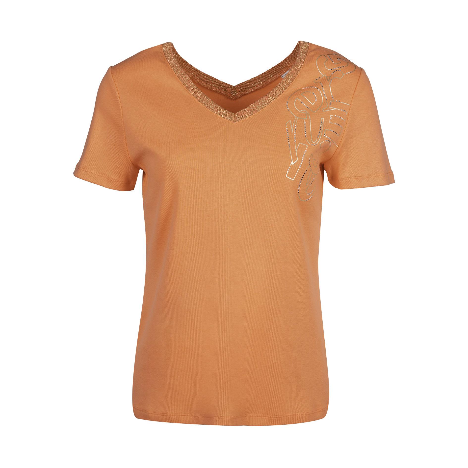 T-Shirt 'Haddie' Peach