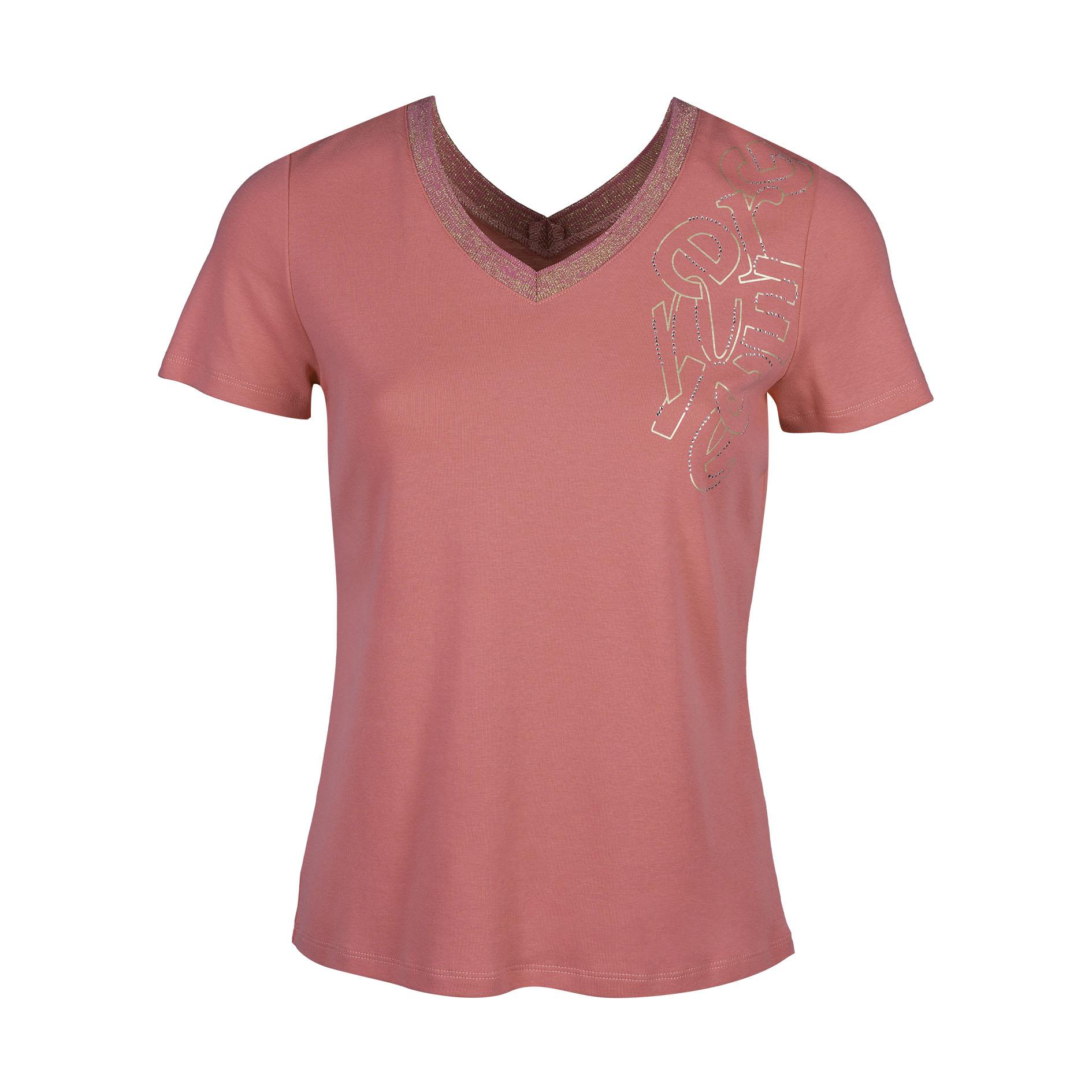 T-Shirt 'Haddie' Rose