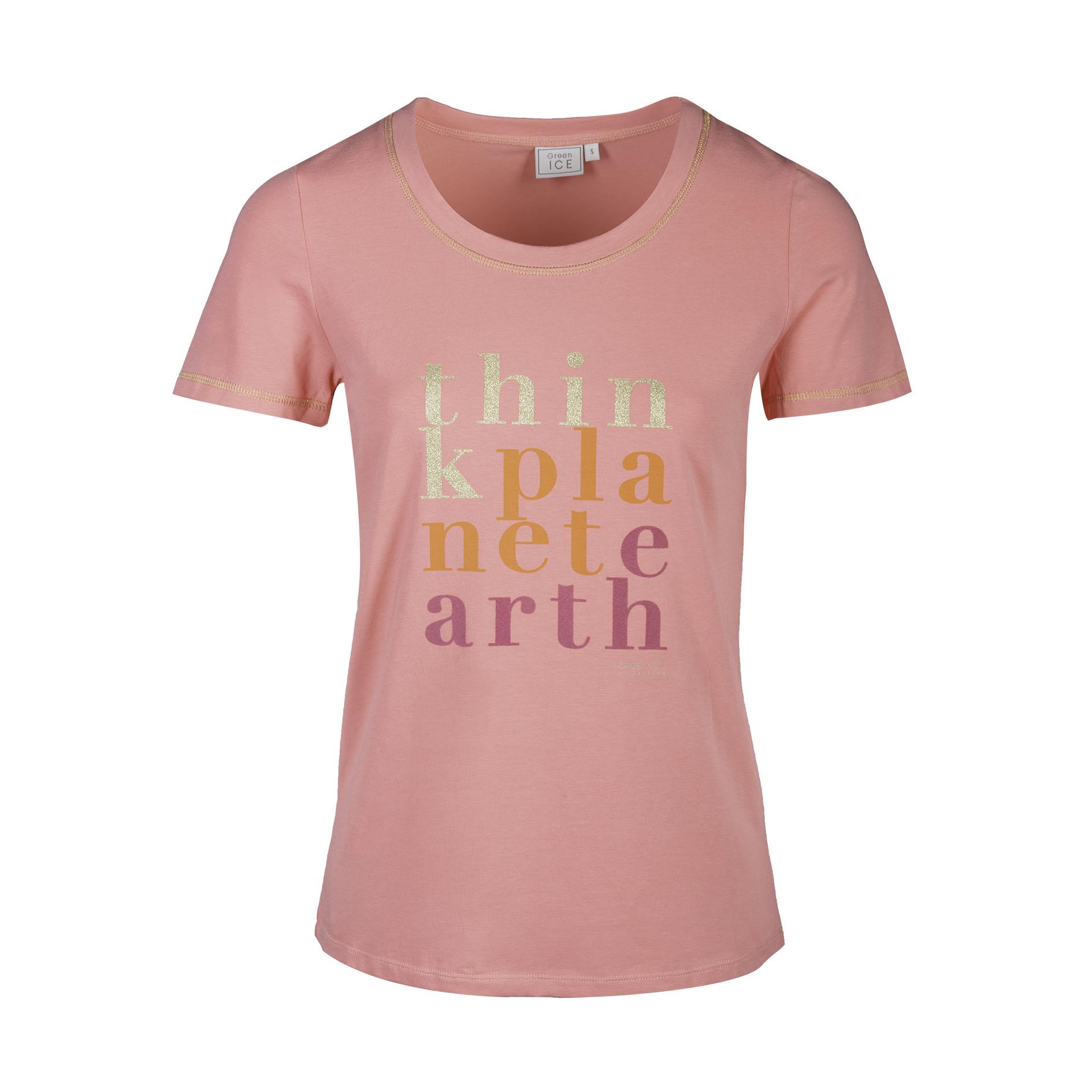 T-Shirt 'Hades' Pink