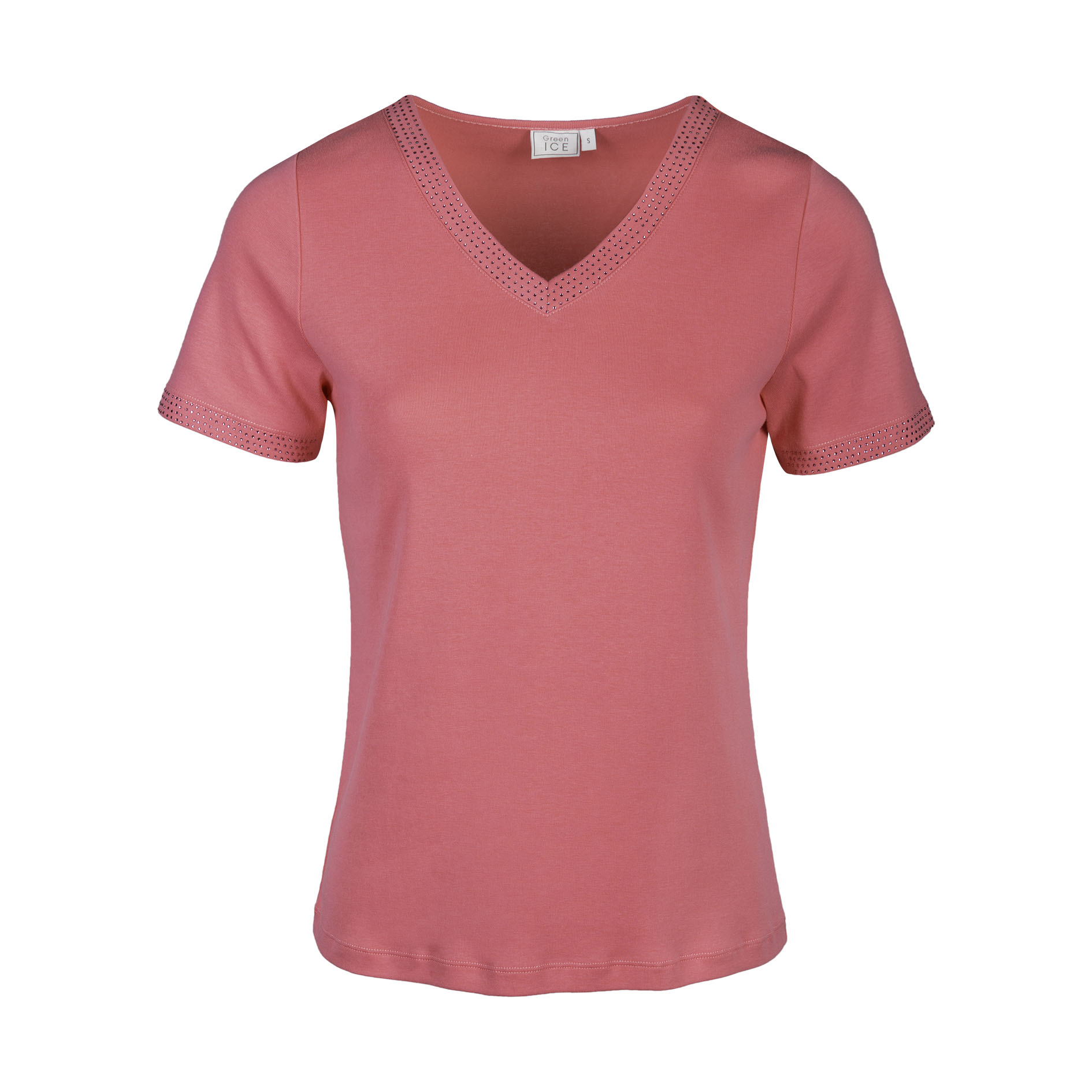 T-Shirt 'Hurri' Rose