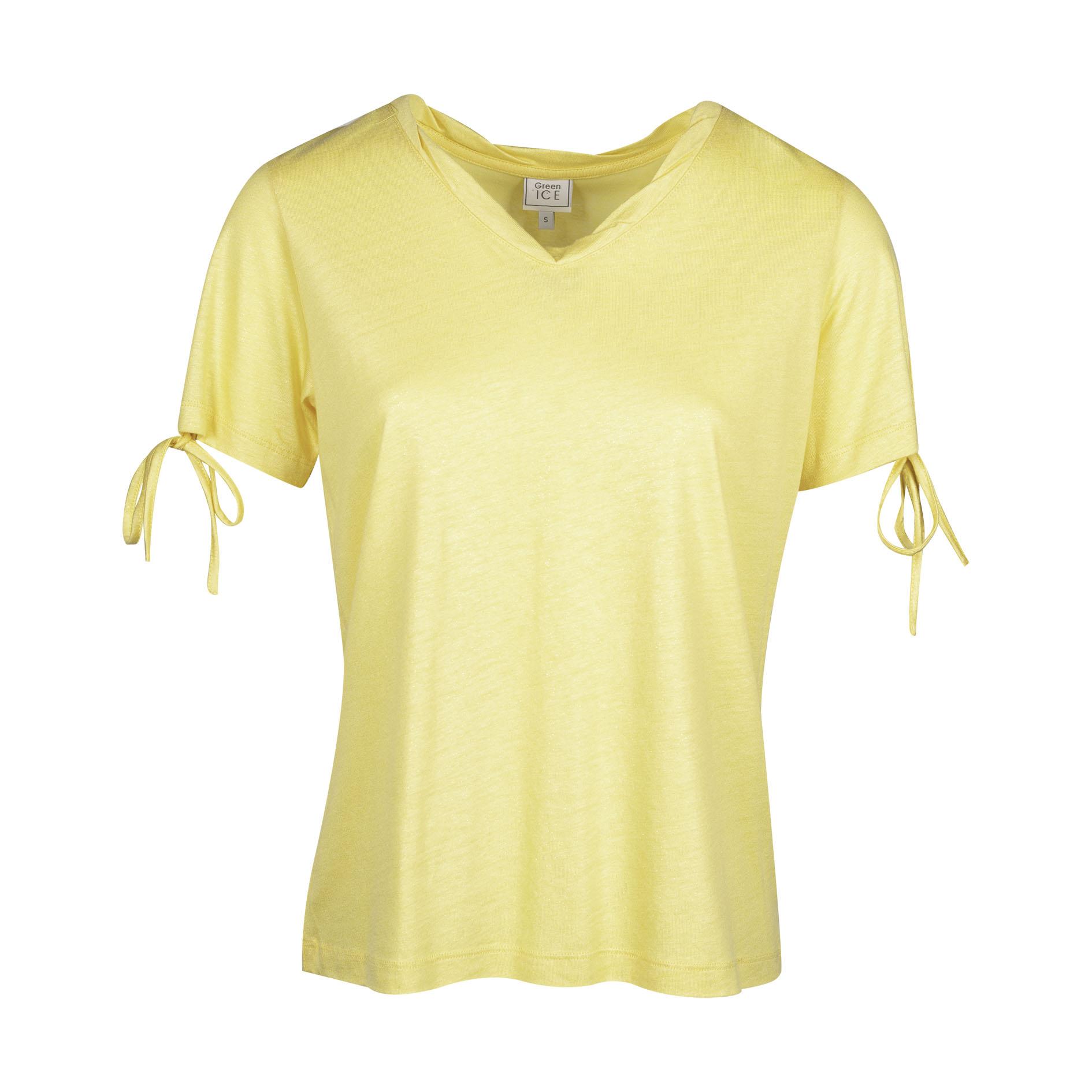 T-Shirt 'Paula' Yellow
