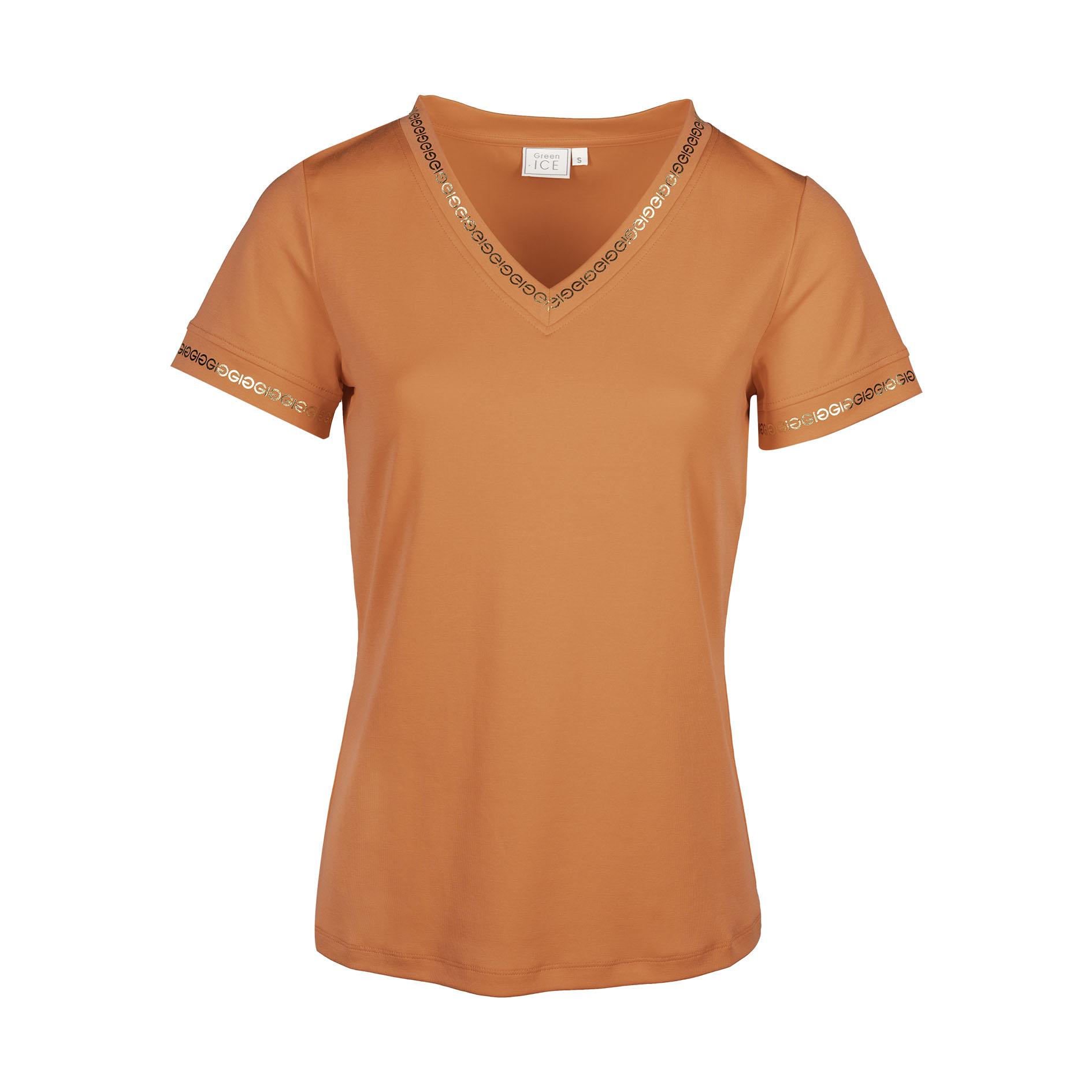 T-Shirt 'Wanita' Peach