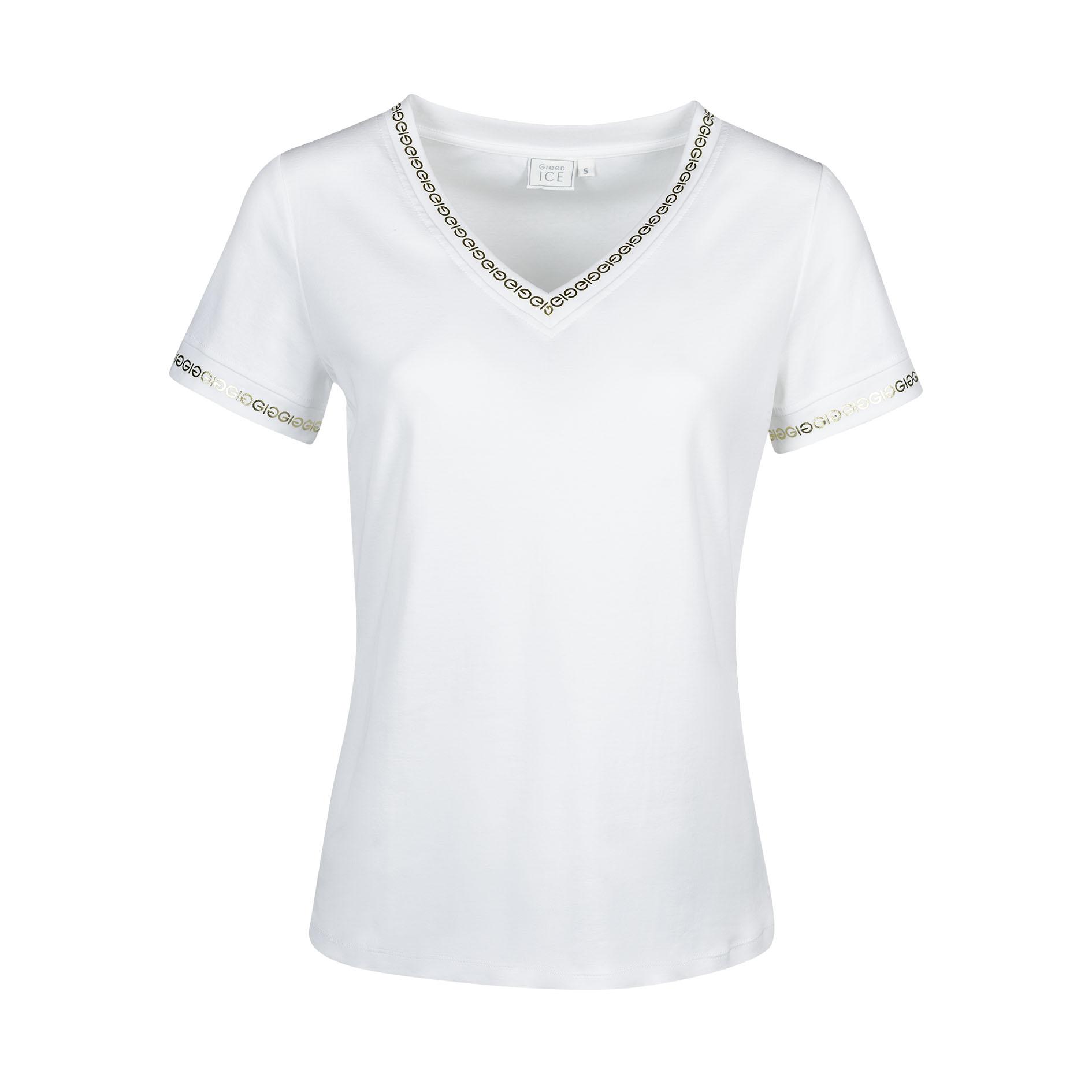 T-Shirt 'Wanita' White
