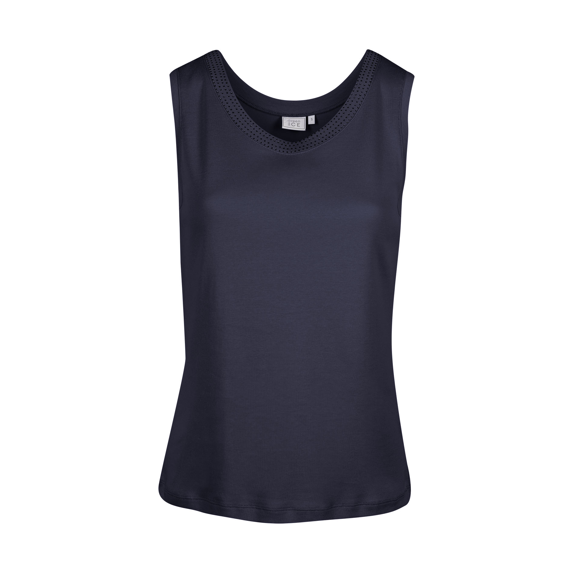 Top 'Heppen' Navy