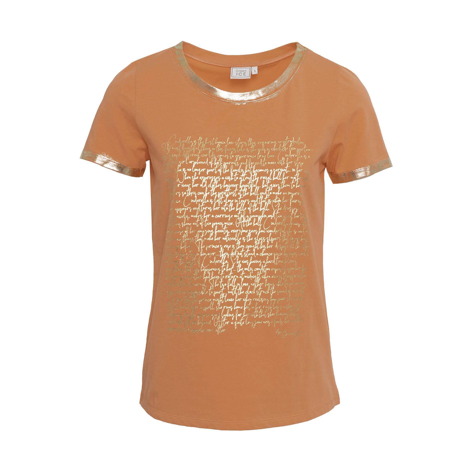T-Shirt 'Hakim' Peach