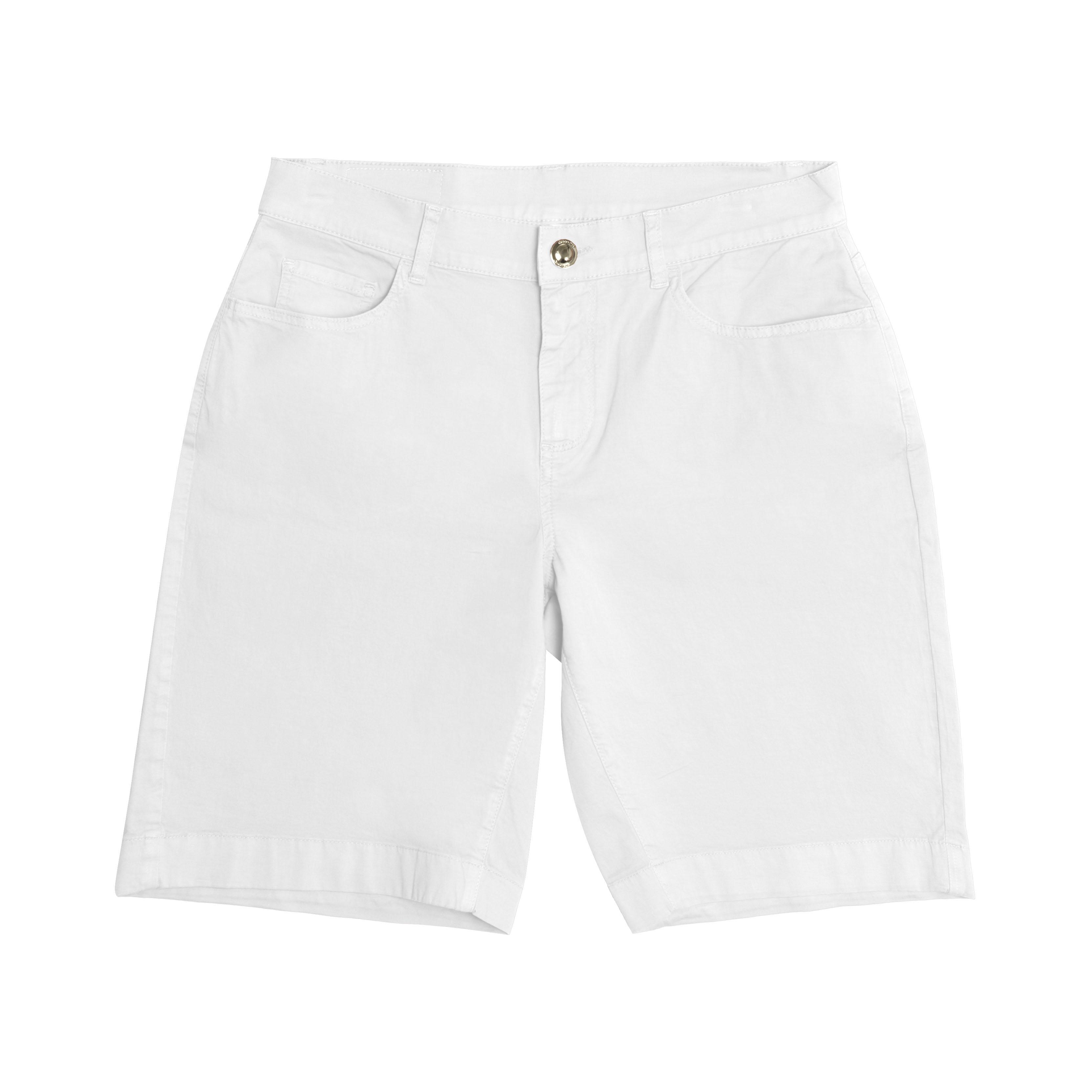 Short 'Eutopia' White