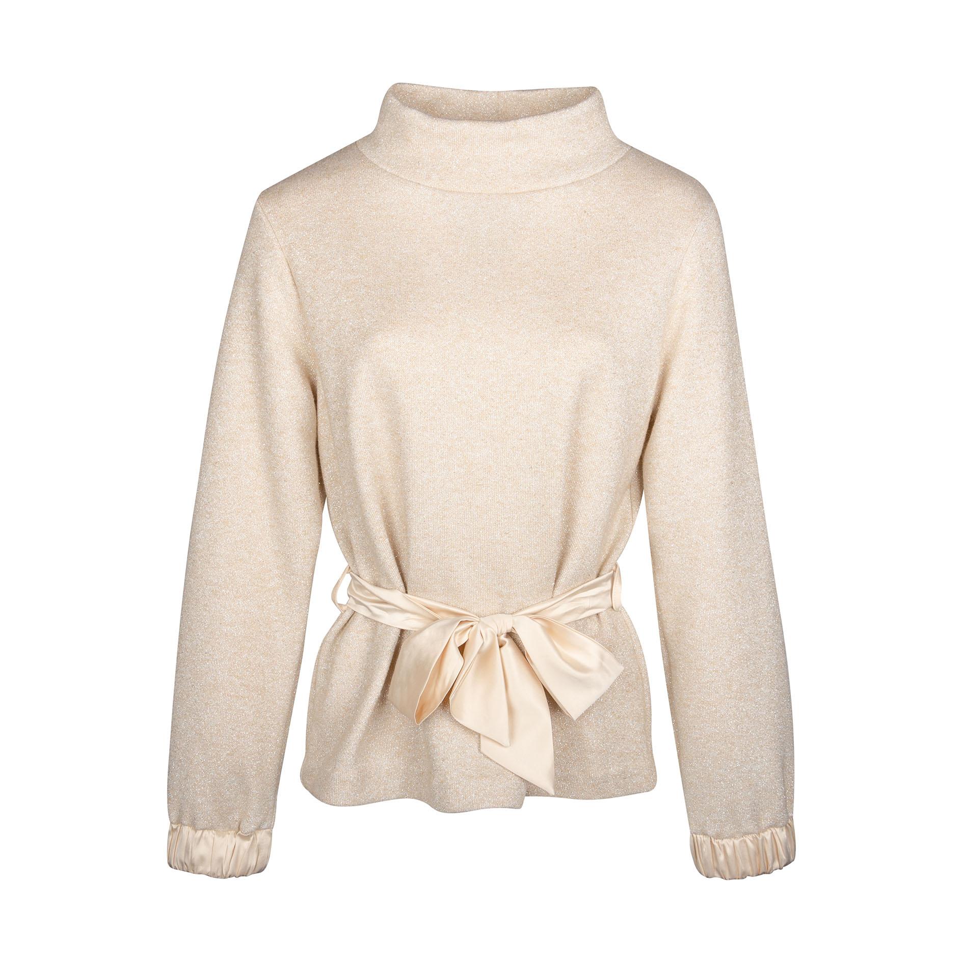 Sweater 'Monalisa' Sand