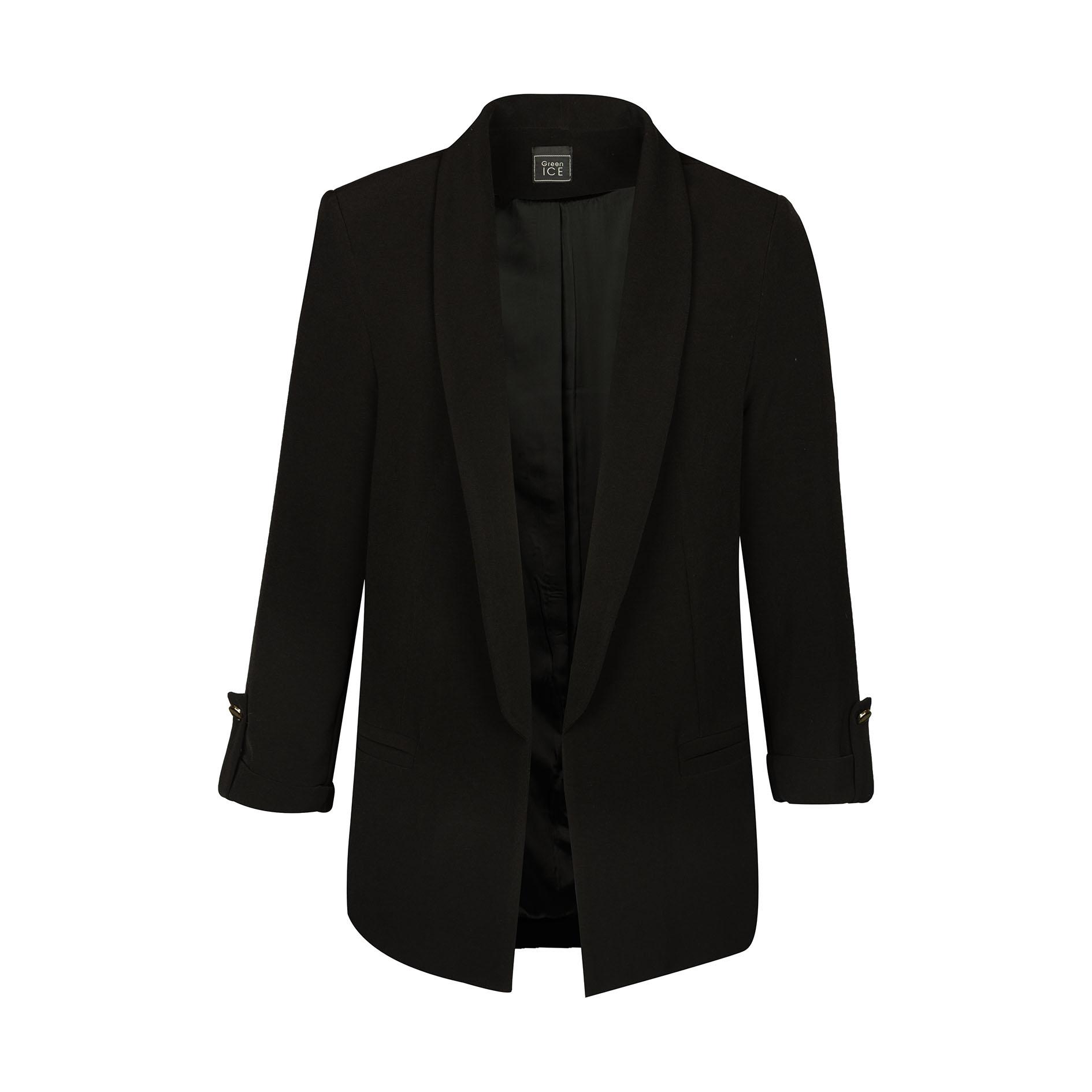 Vest 'Cortez' Black