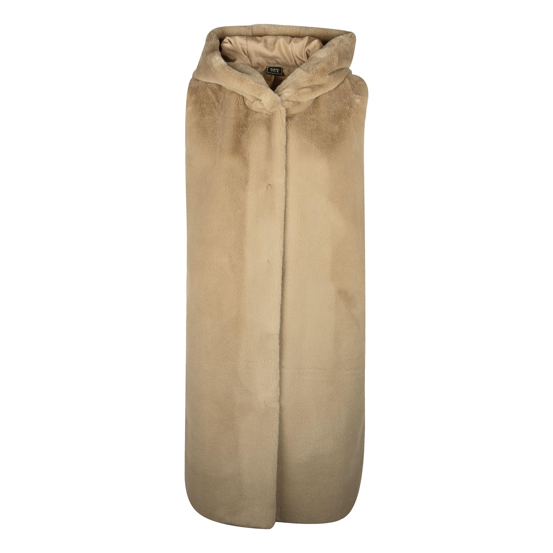 Vest 'Upton' Taupe