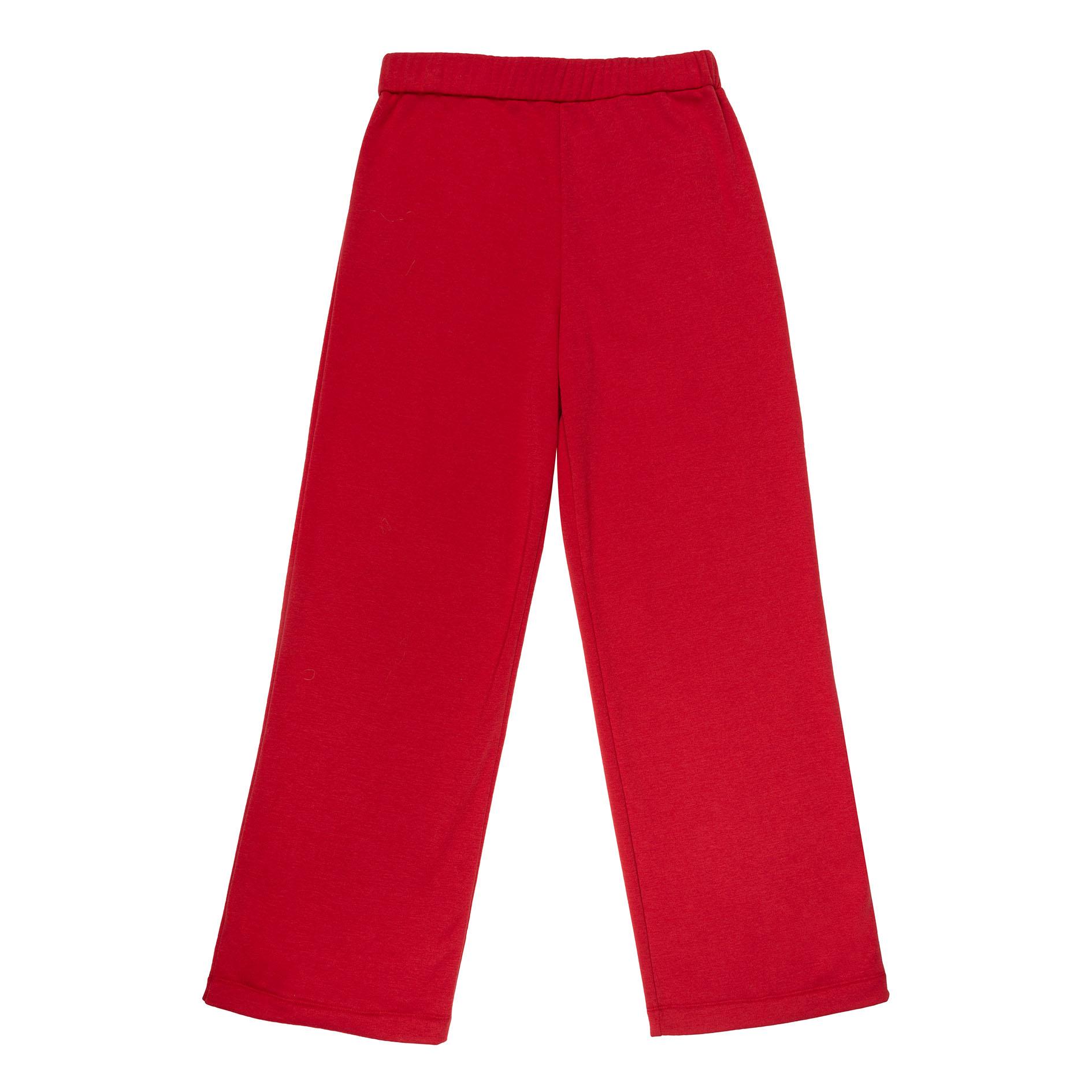 Broek 'Parma' Red