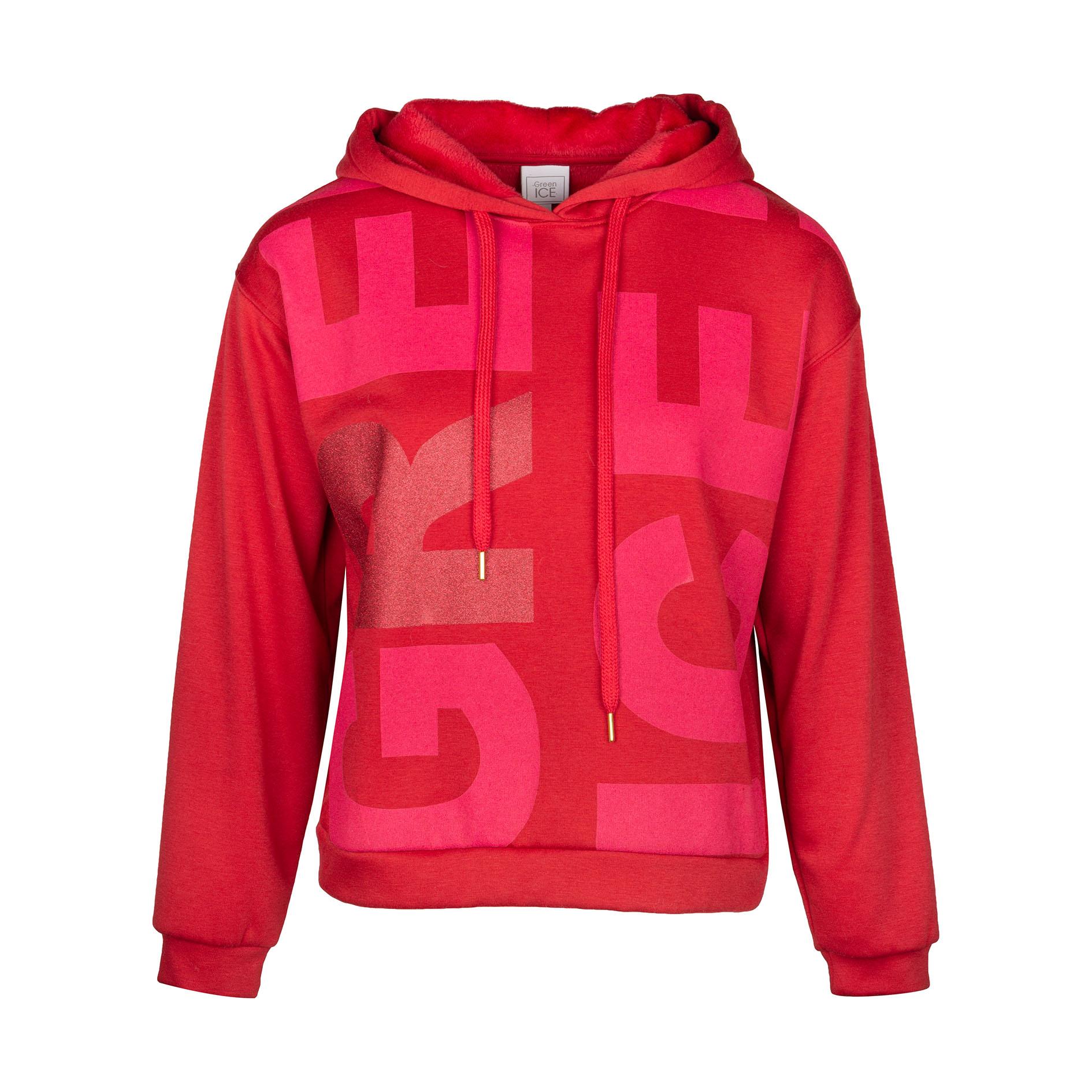 Sweater 'Puka' Red
