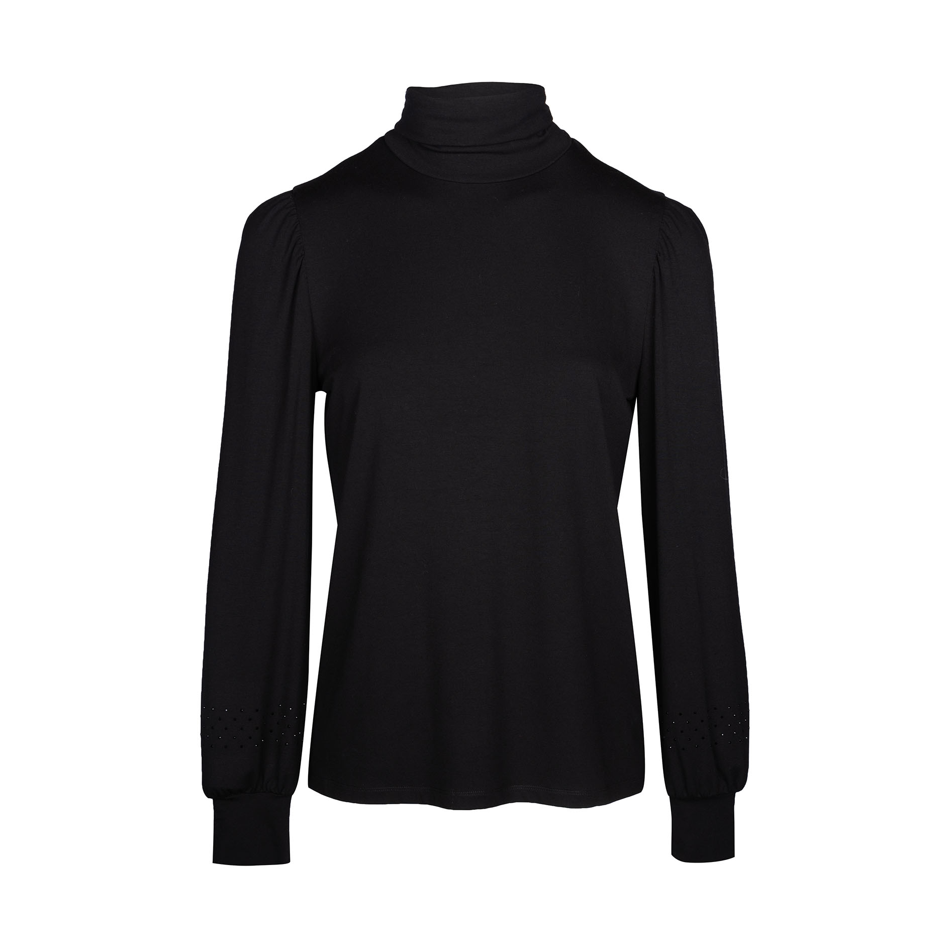 T-Shirt 'Prato' Black