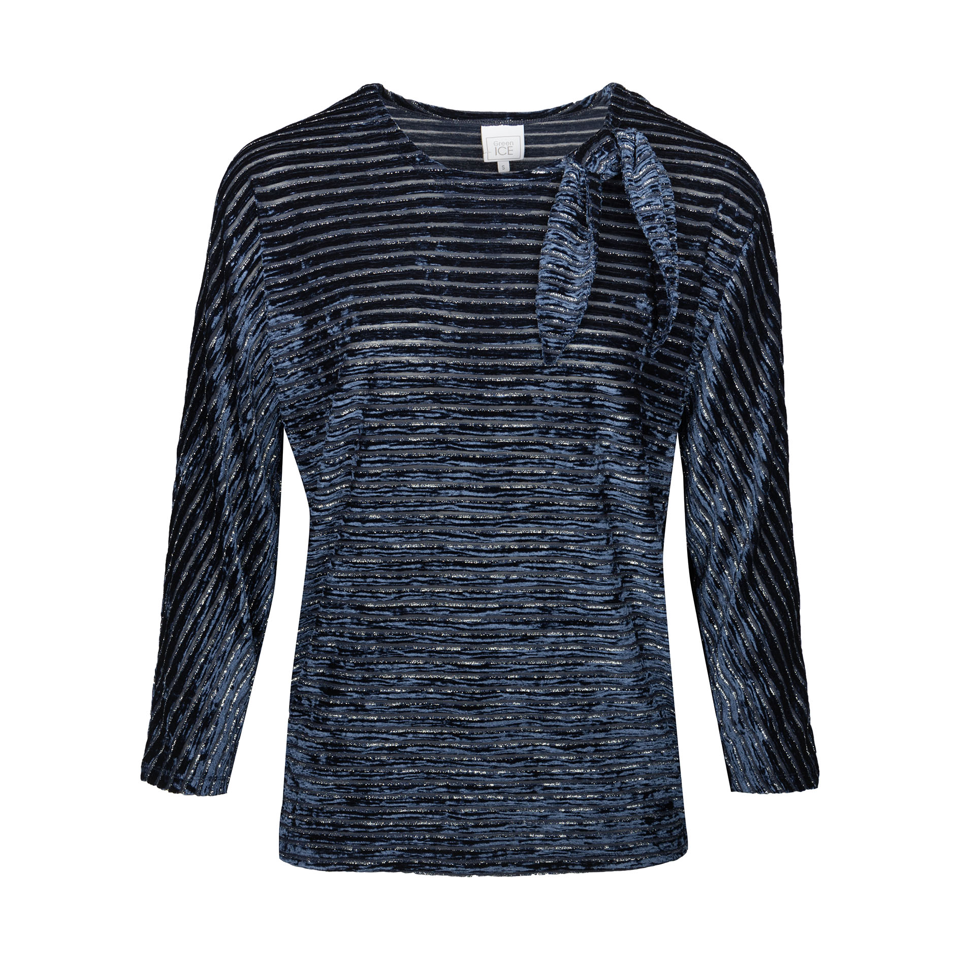T-Shirt 'Peral' Navy