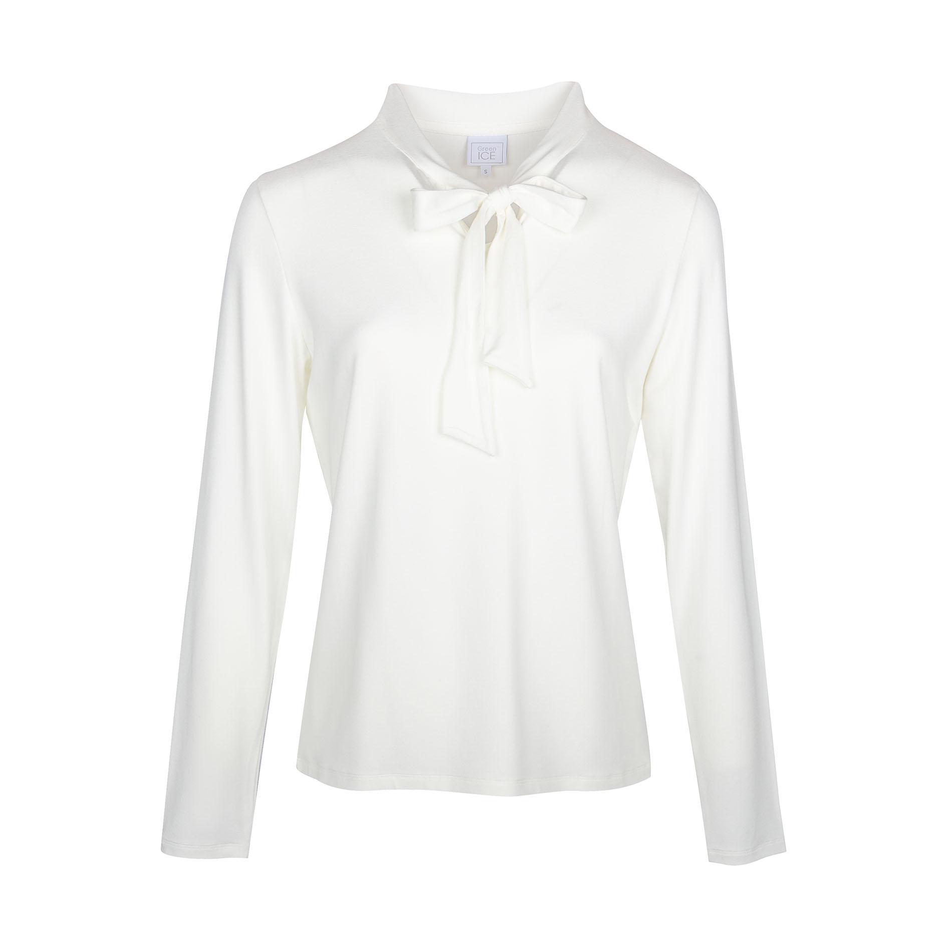 T-Shirt 'Poncho' Ecru