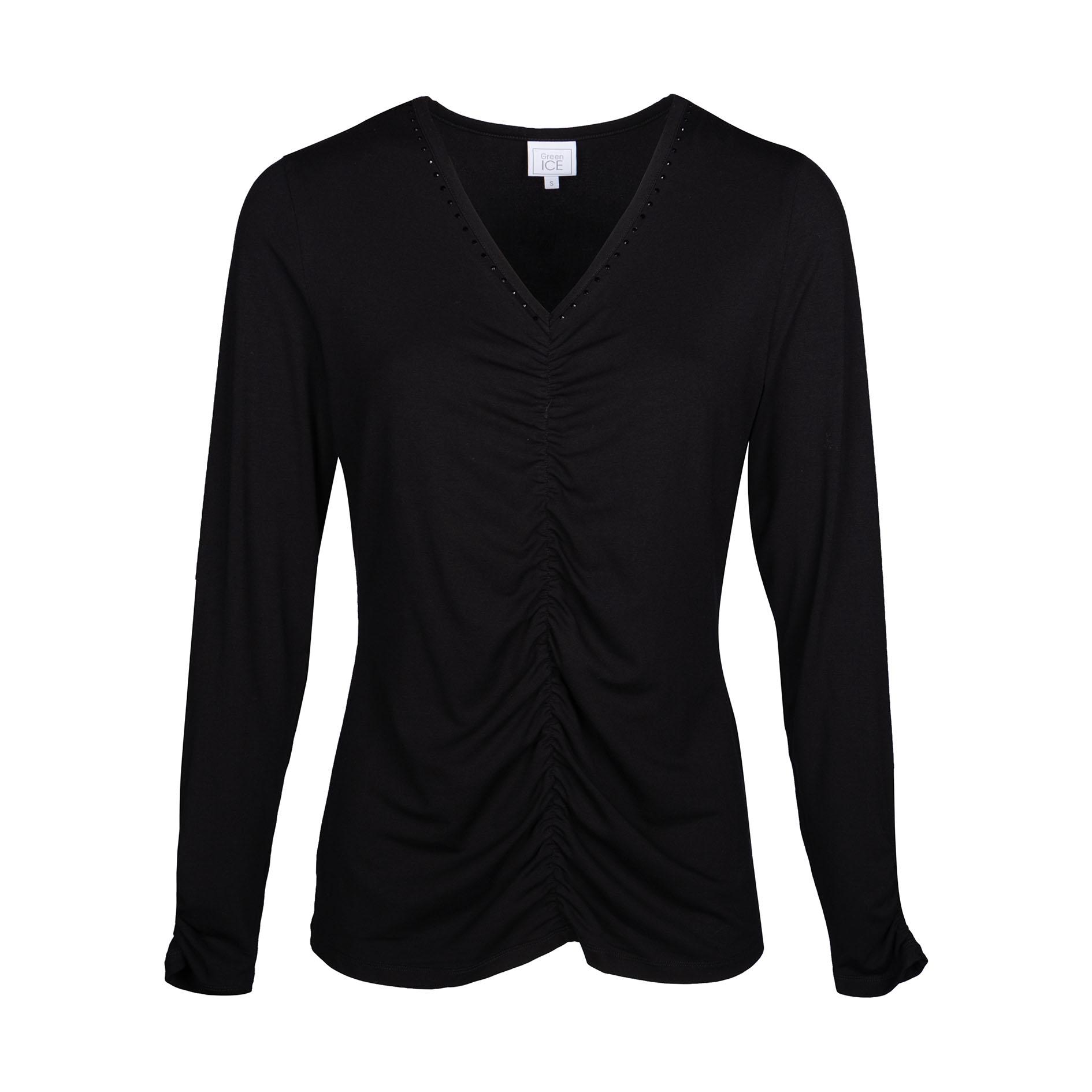 T-Shirt 'Pebble' Black