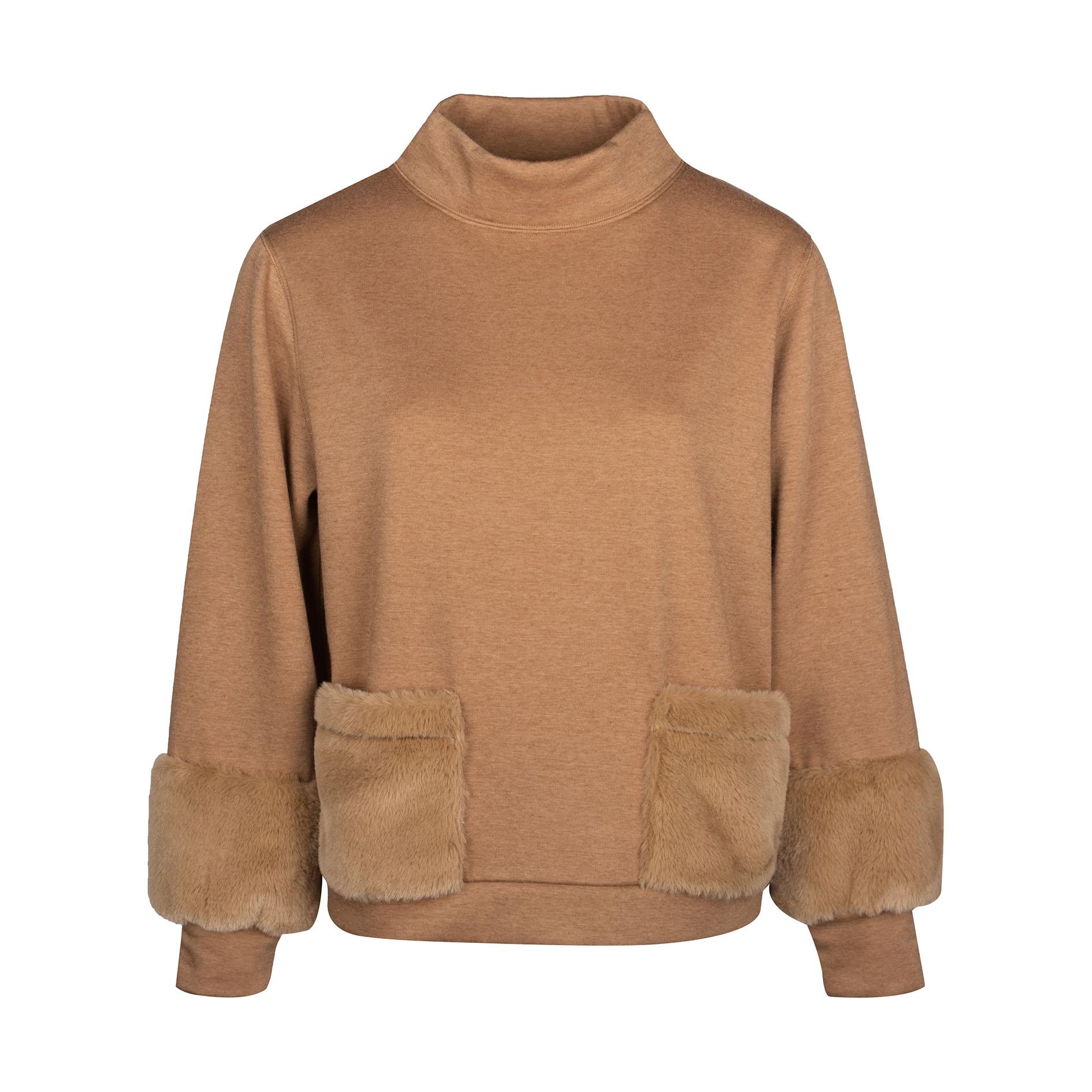 Sweater 'Pirelli' Camel