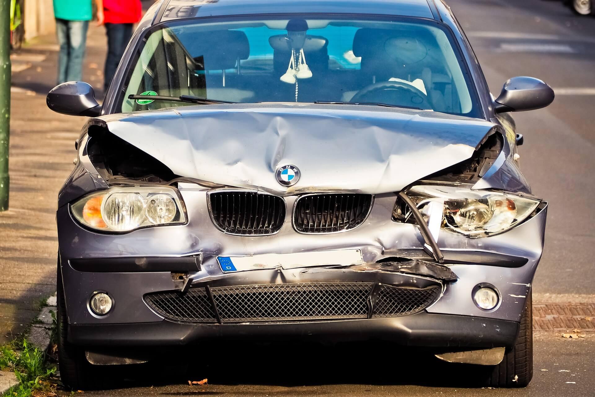 achat voiture accidenté