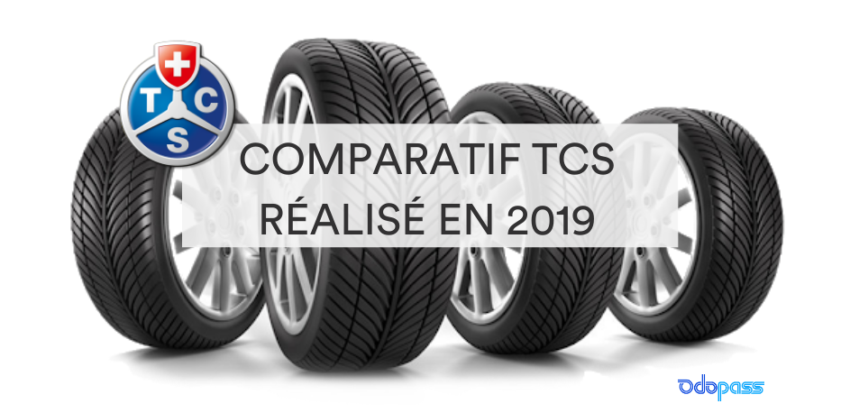 comparatif tcs pneu 2019