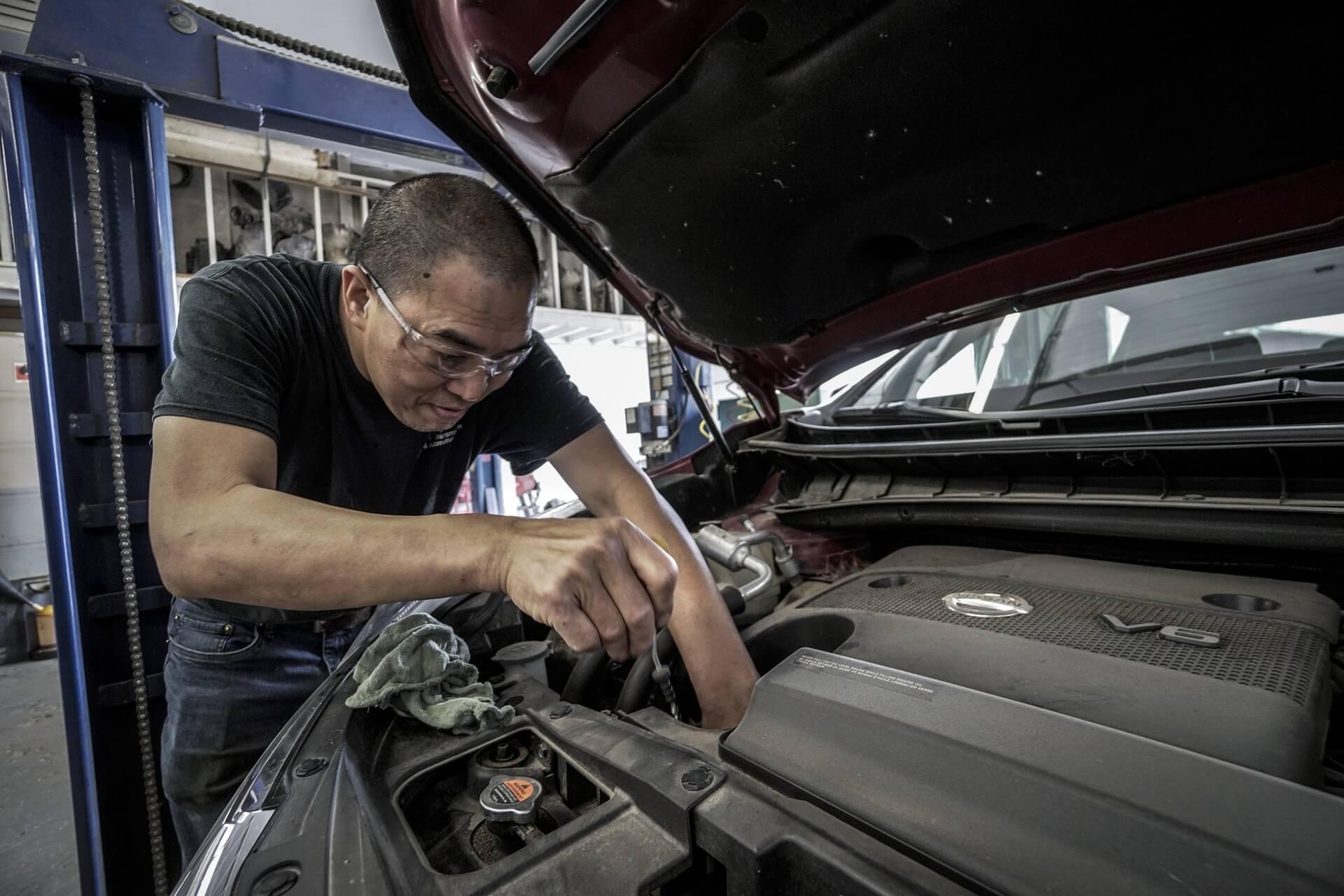 réparations garagistes