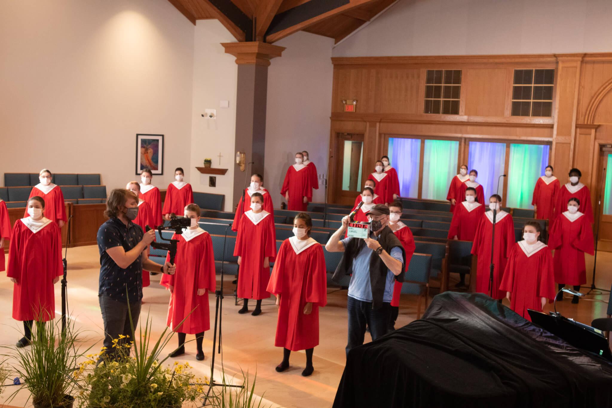 Concert Choir Spring Sing-Along Concert Photo