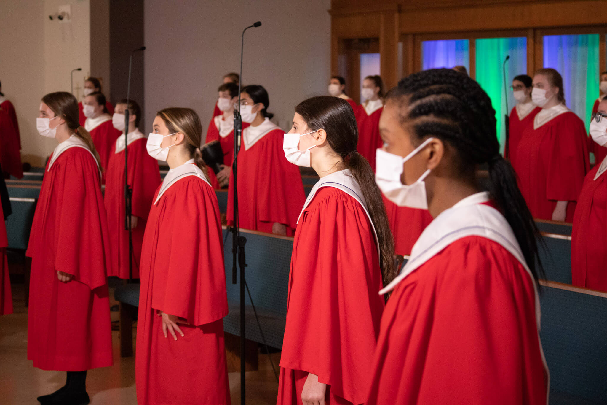 Choristers Spring Sing-Along Concert Photo