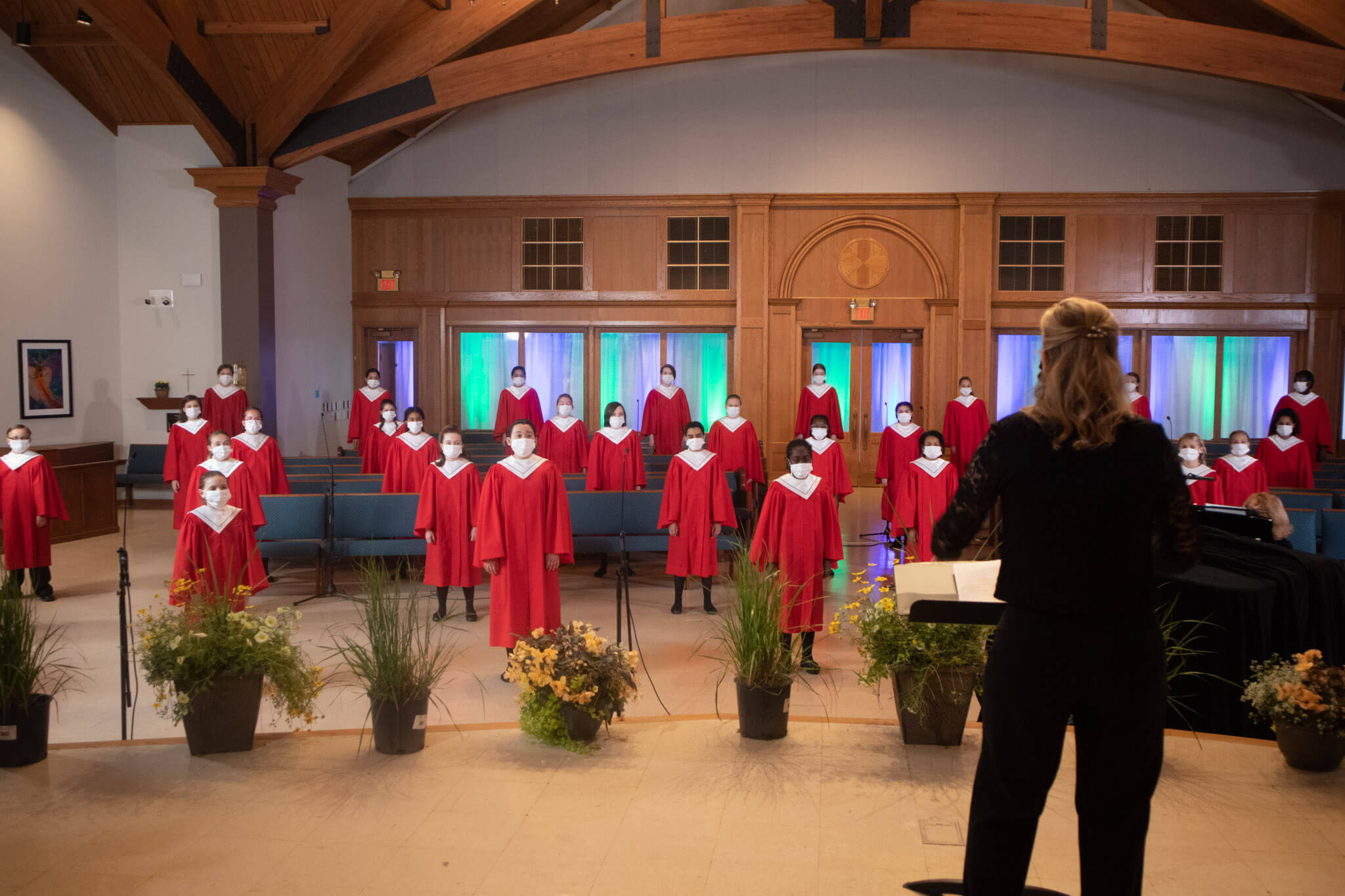 Chorale Spring Sing-Along Concert Photo