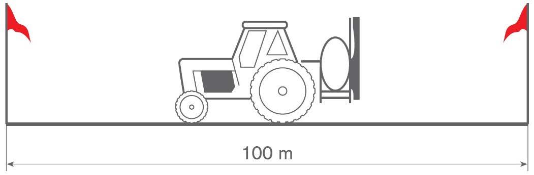 ilaçlamada traktör hızının kontrolü