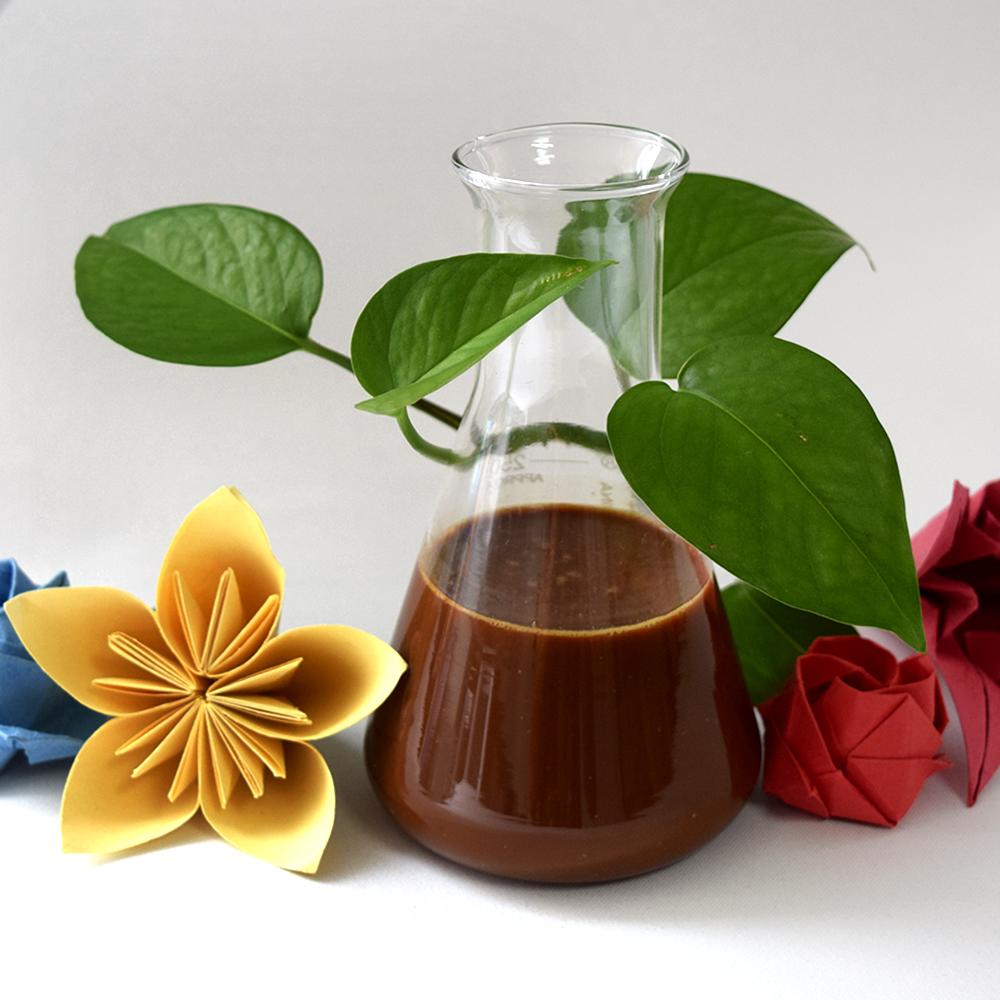 Temsili organik sıvı gübre görseli.