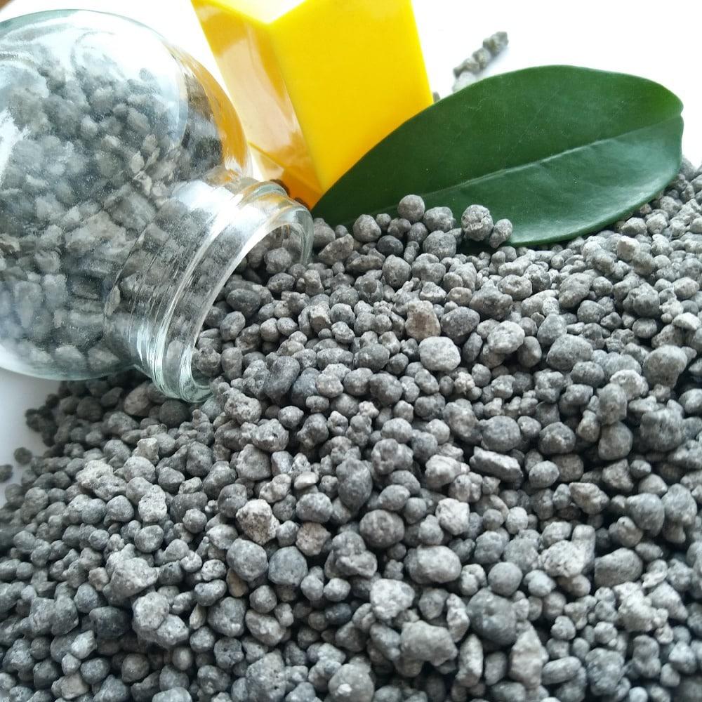 Triple Süper Fosfat olarakda bilinen bu gübre çeşidi, bitkinin kök ve gövde gelişimi için önemli olup içeriğinde azot bulundurmamaktadır.