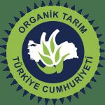 Organik tarım logosu.