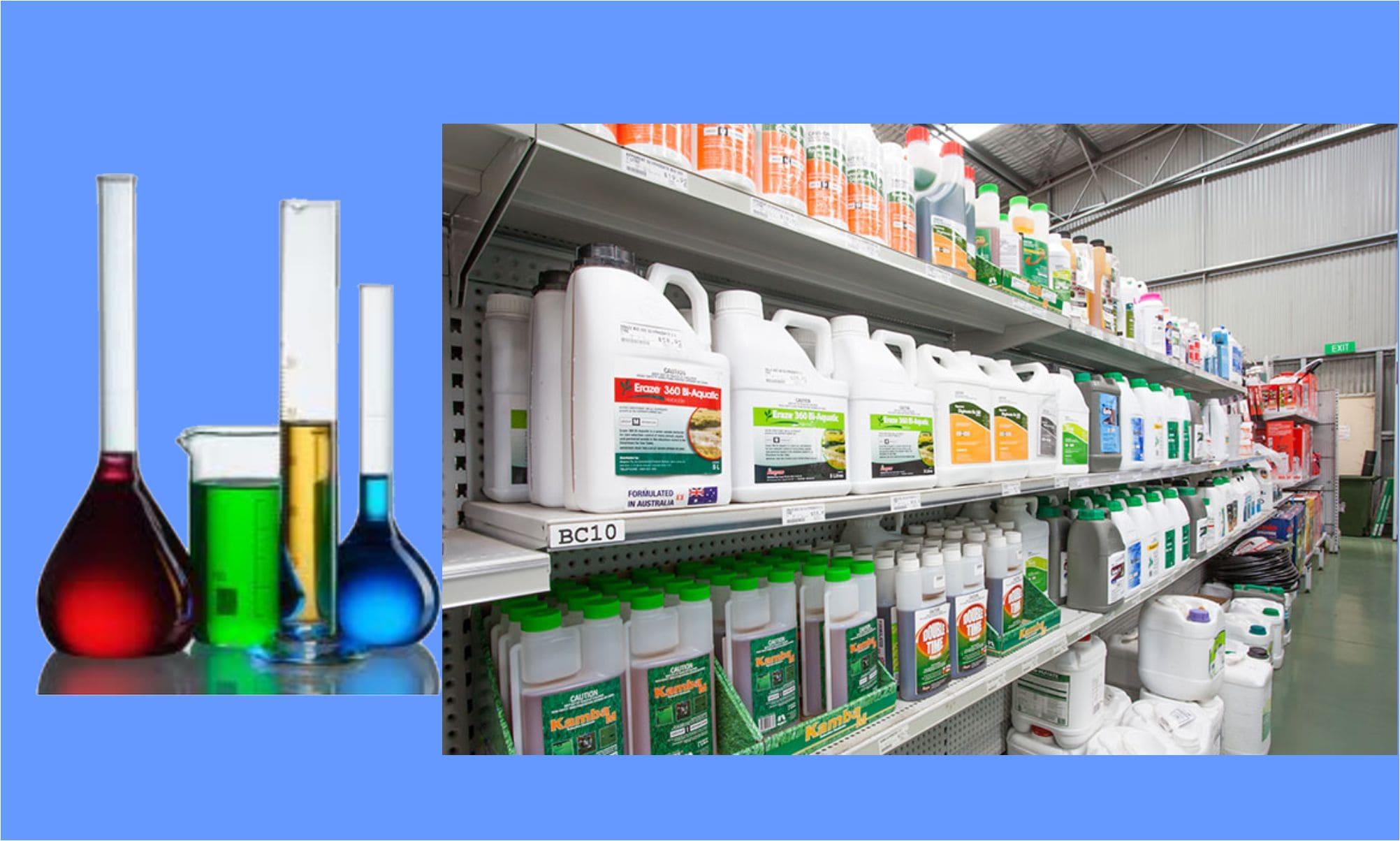Bitki koruma ürünleri