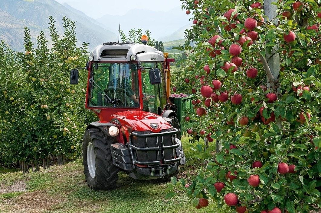 Bağ bahçe traktörü